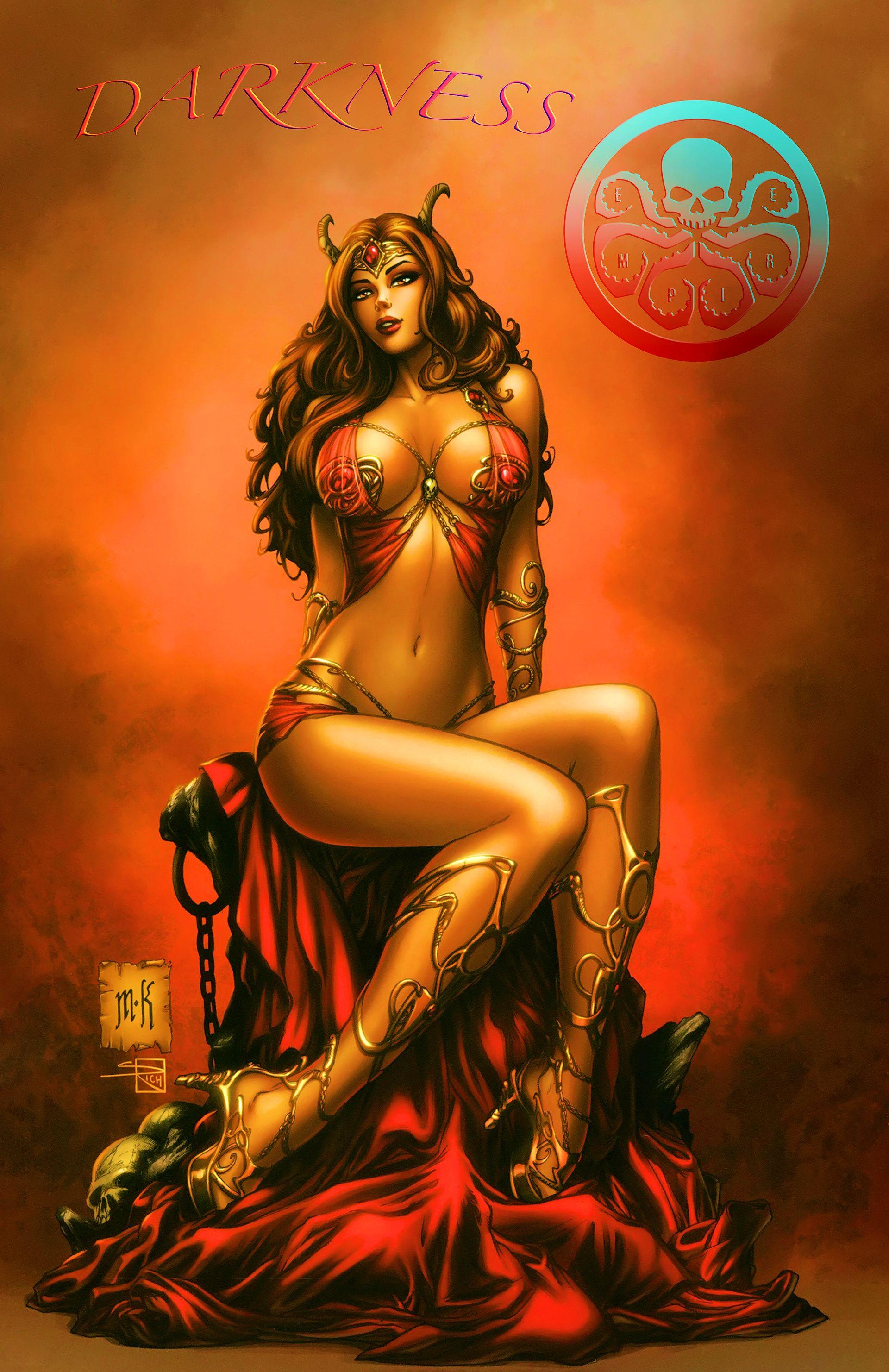Read online Aphrodite IX (2013) comic -  Issue #10 - 29