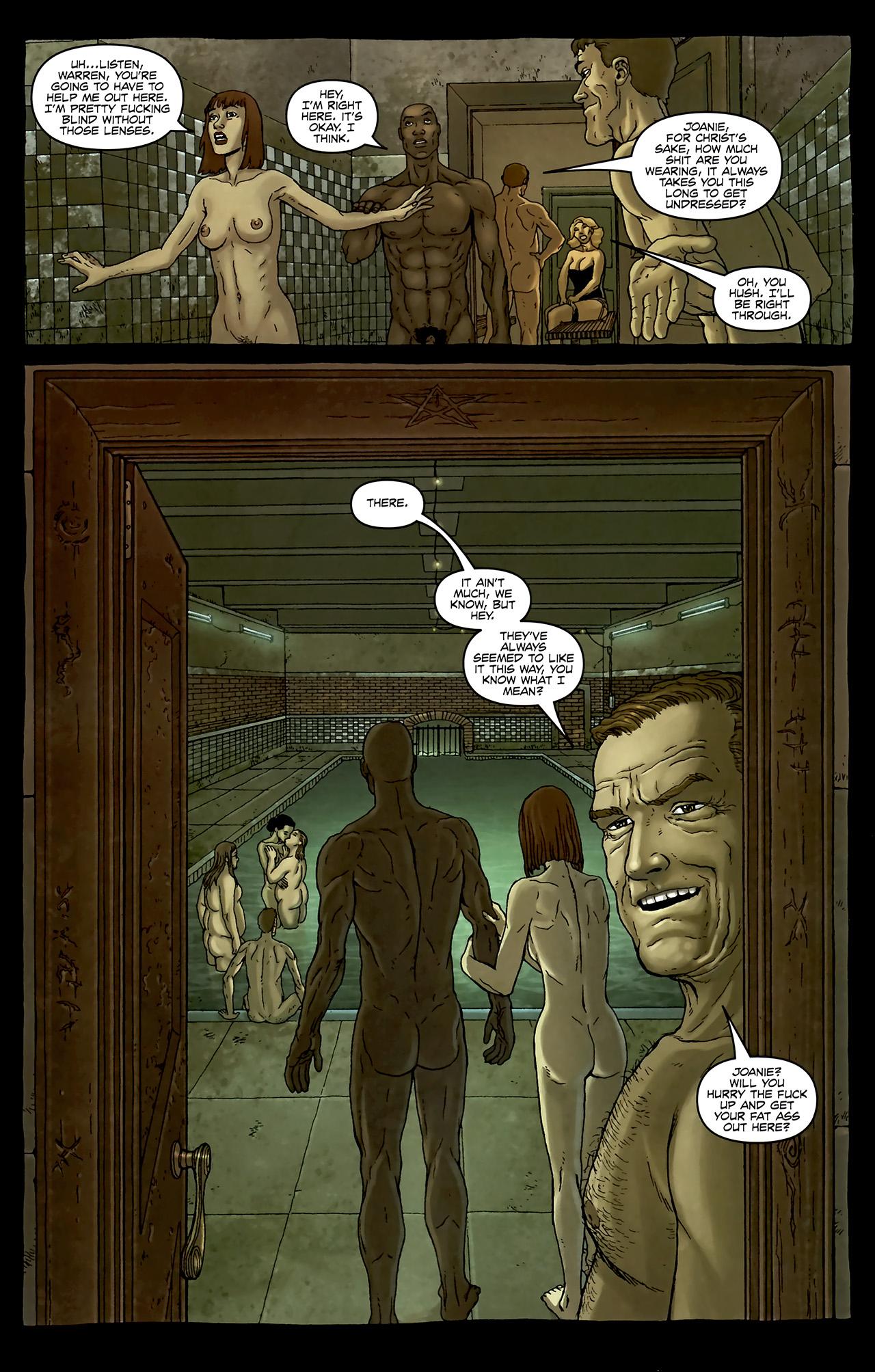 Read online Alan Moore's Neonomicon comic -  Issue #2 - 24