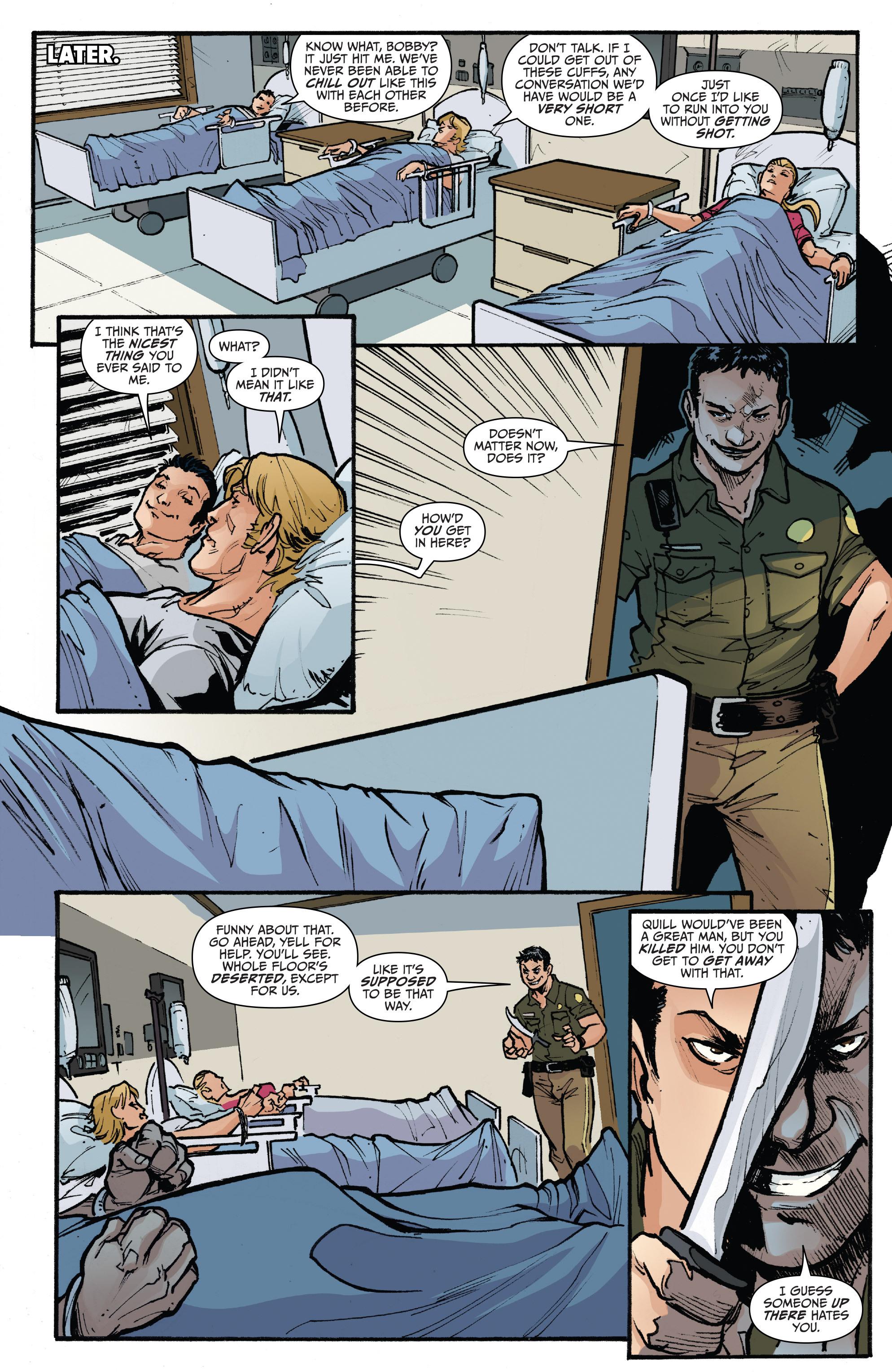 Read online 3 Guns comic -  Issue #6 - 23