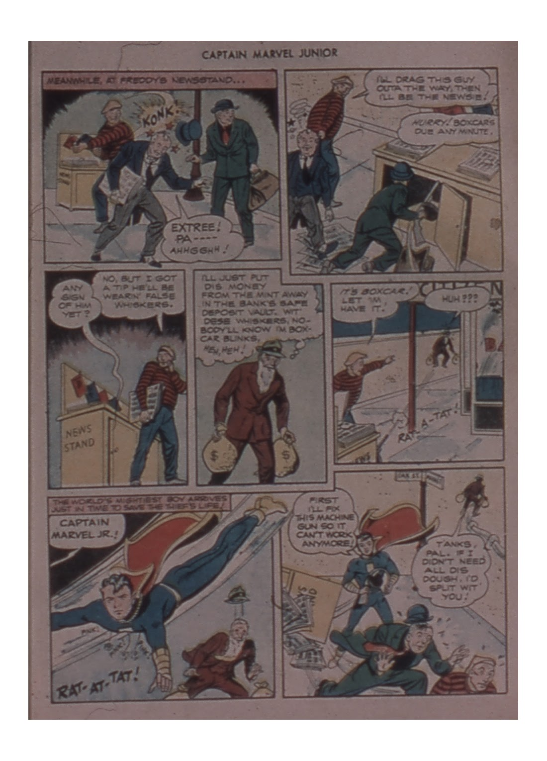 Captain Marvel, Jr. issue 59 - Page 11