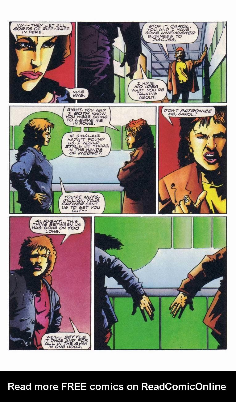 Read online Secret Weapons comic -  Issue #18 - 16