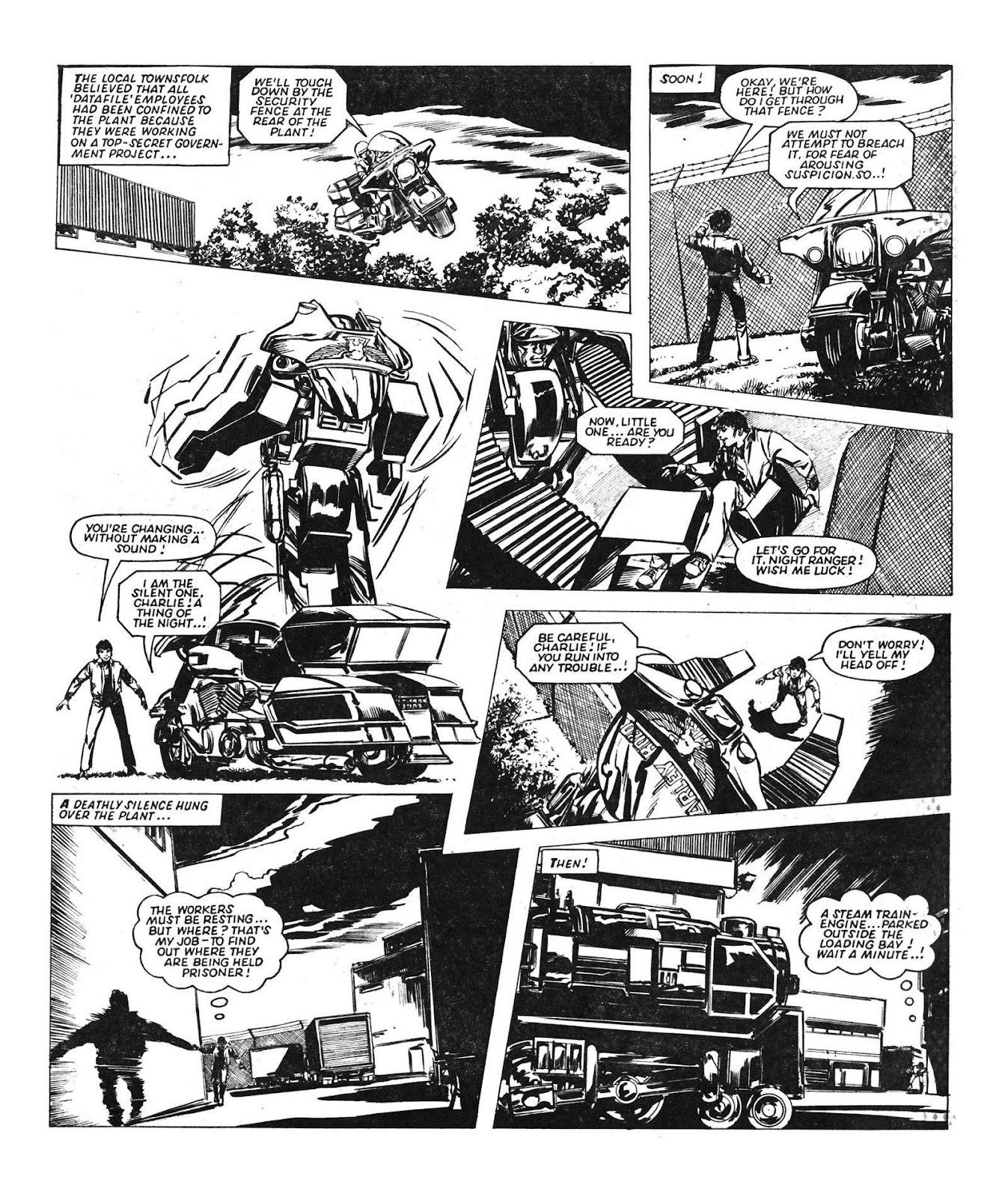 Read online Robo Machines comic -  Issue # TPB - 55