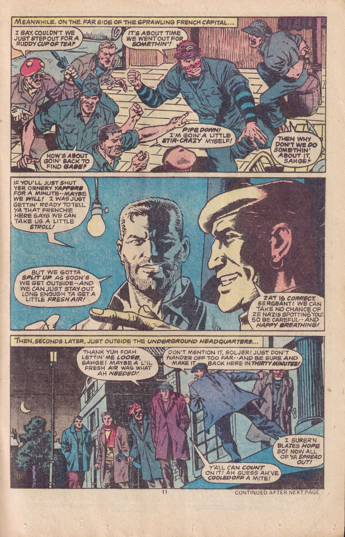 Read online Sgt. Fury comic -  Issue #151 - 13