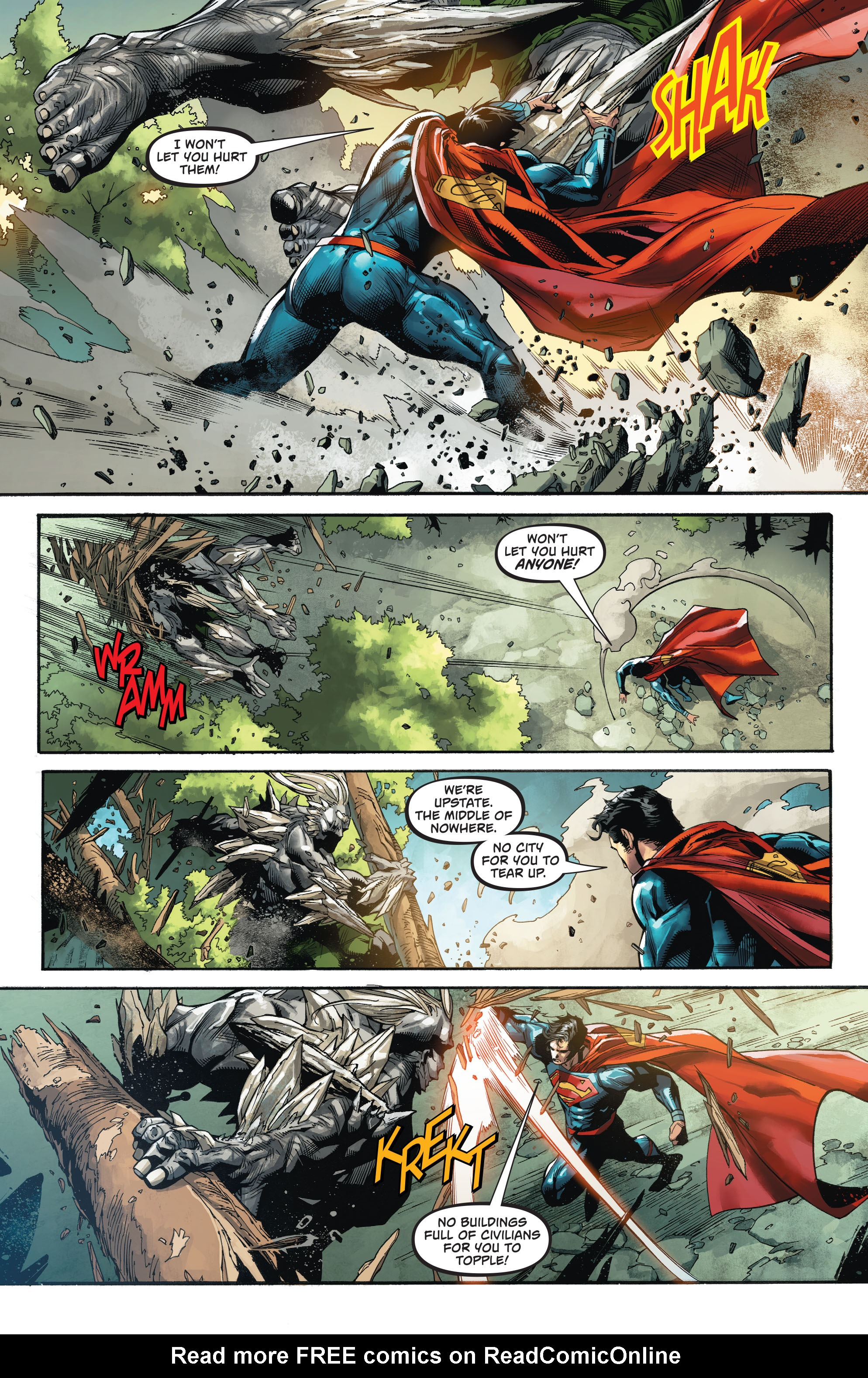 Read online Action Comics (2016) comic -  Issue #961 - 10