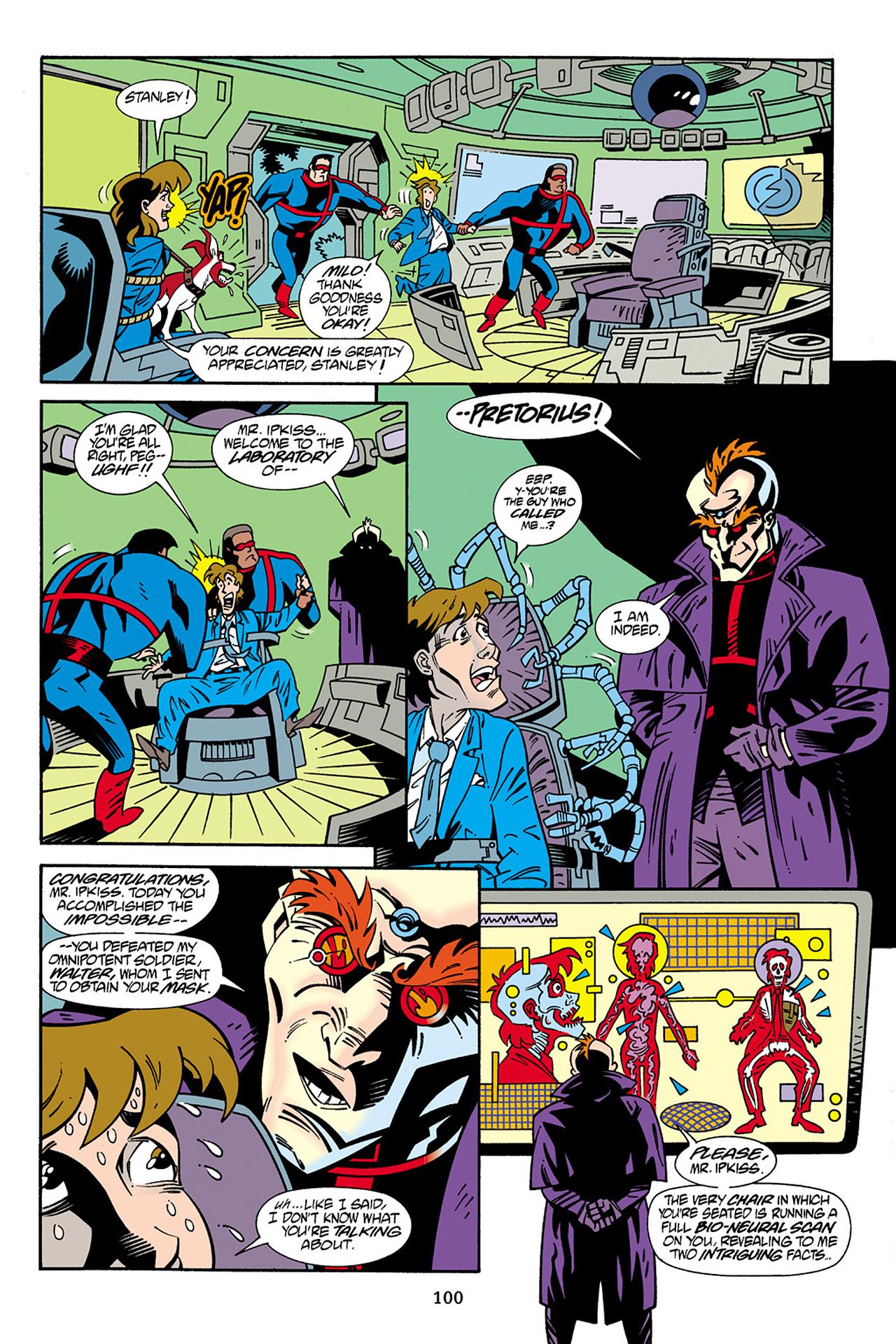 Read online Adventures Of The Mask Omnibus comic -  Issue #Adventures Of The Mask Omnibus Full - 100