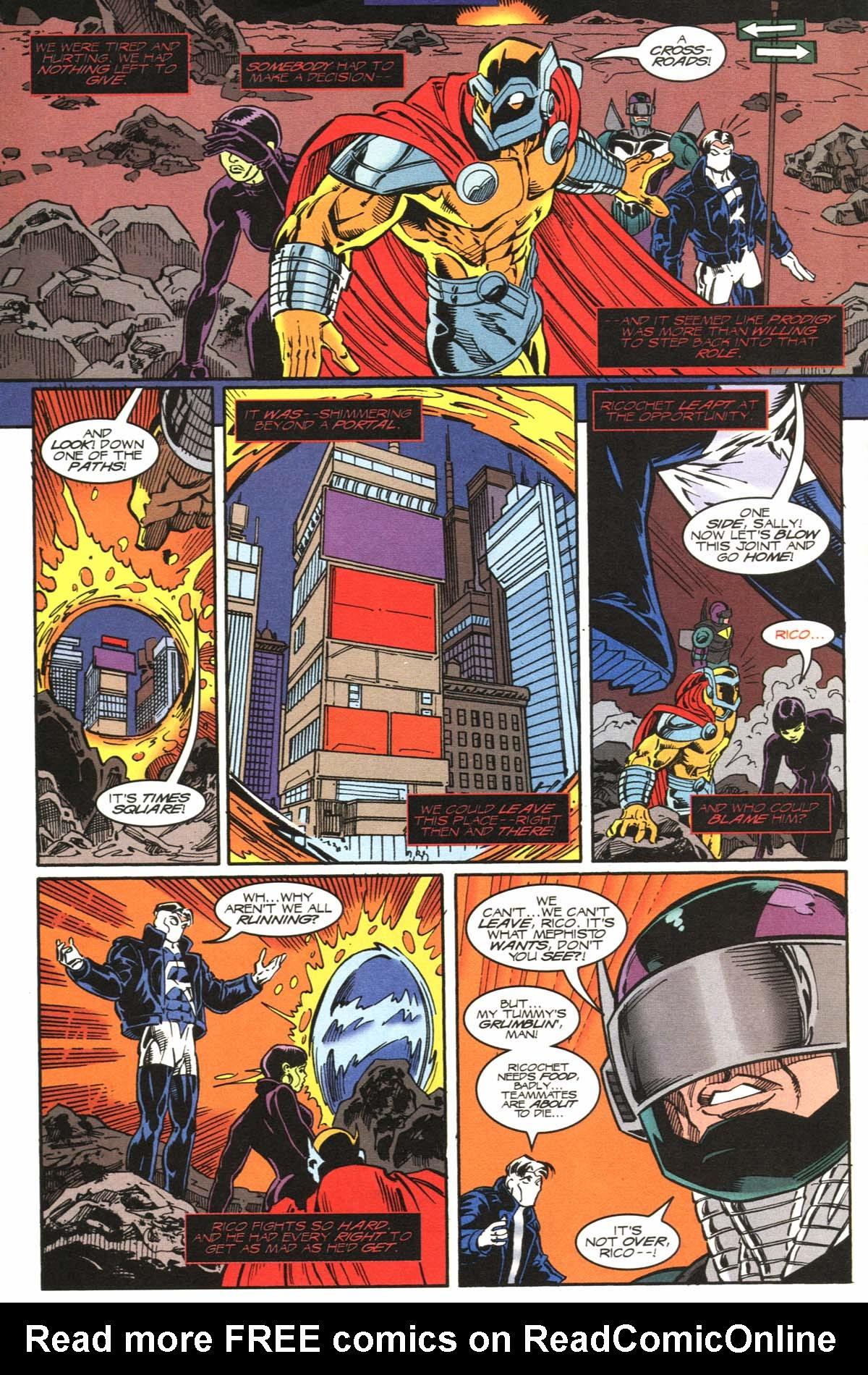 Read online Slingers comic -  Issue #12 - 7