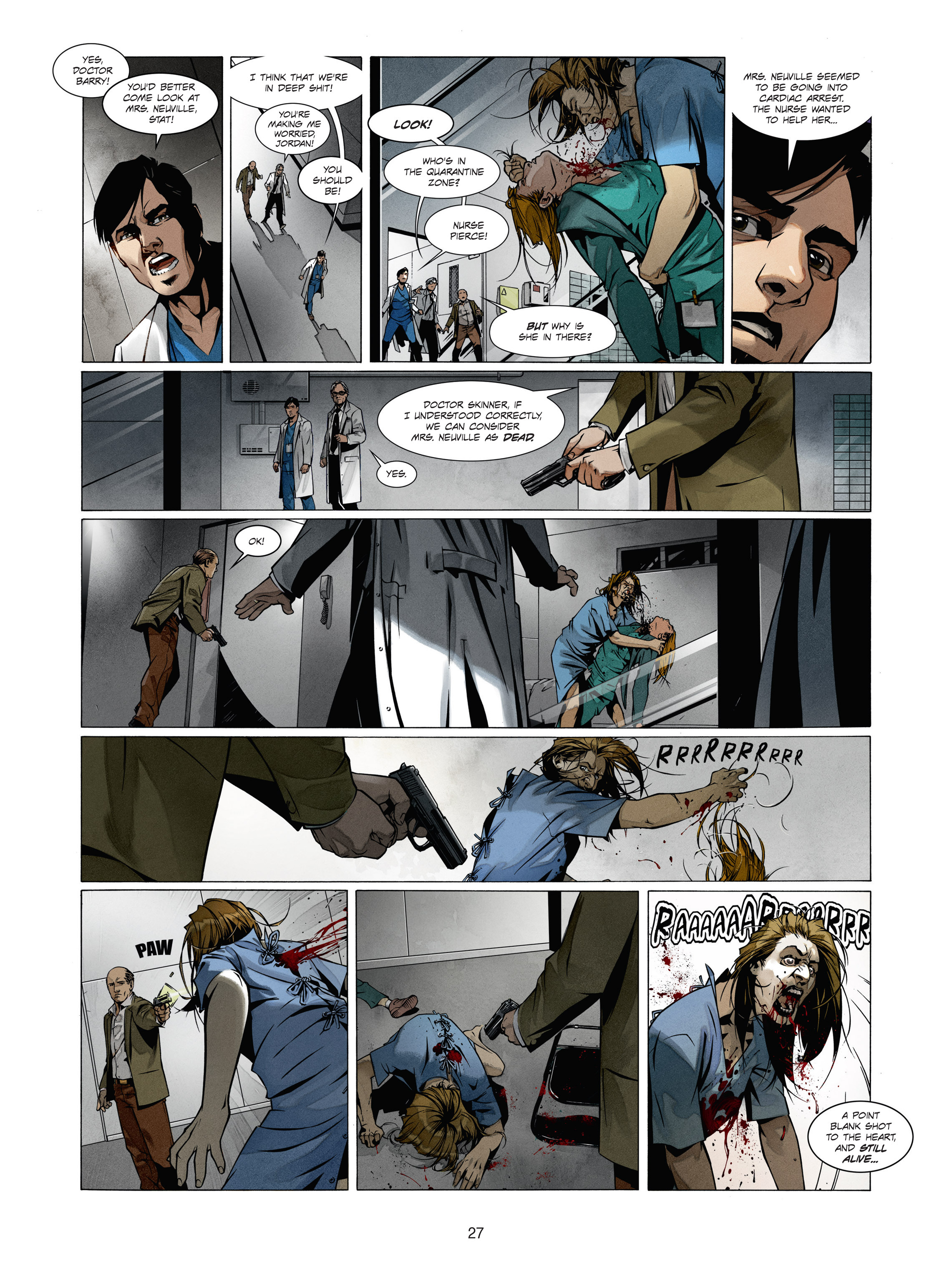 Read online Alice Matheson comic -  Issue #1 - 26