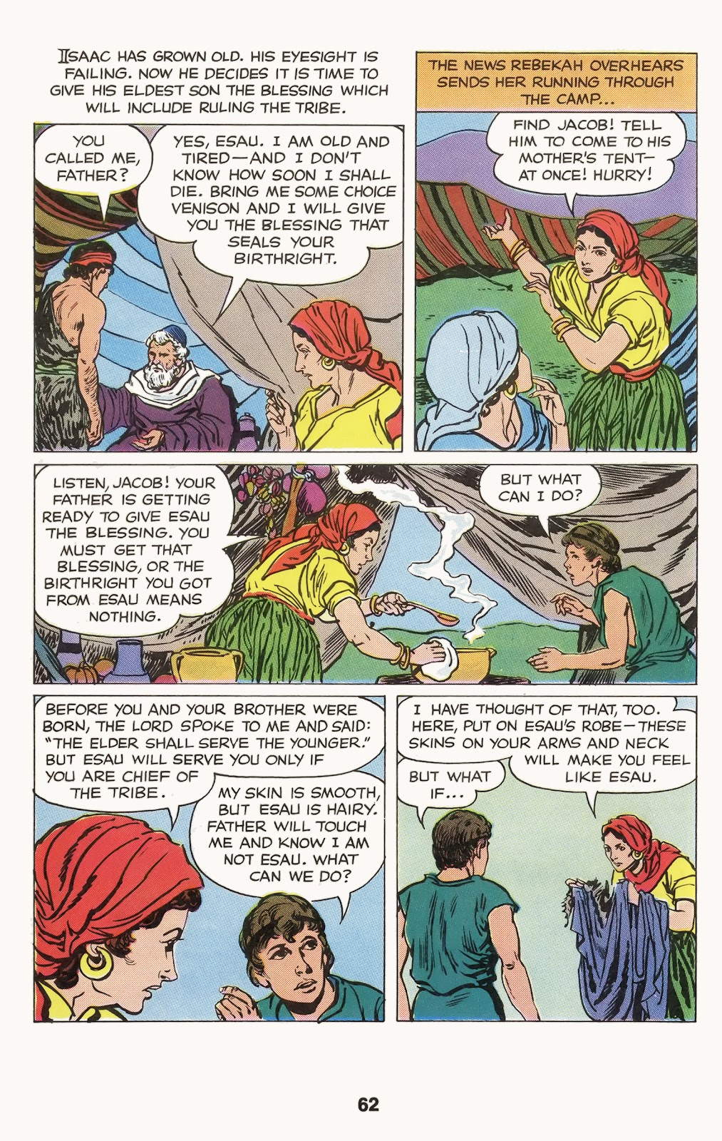 The Picture Bible issue TPB (Part 1) - Page 64