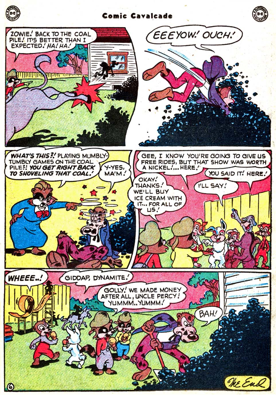 Comic Cavalcade issue 31 - Page 23