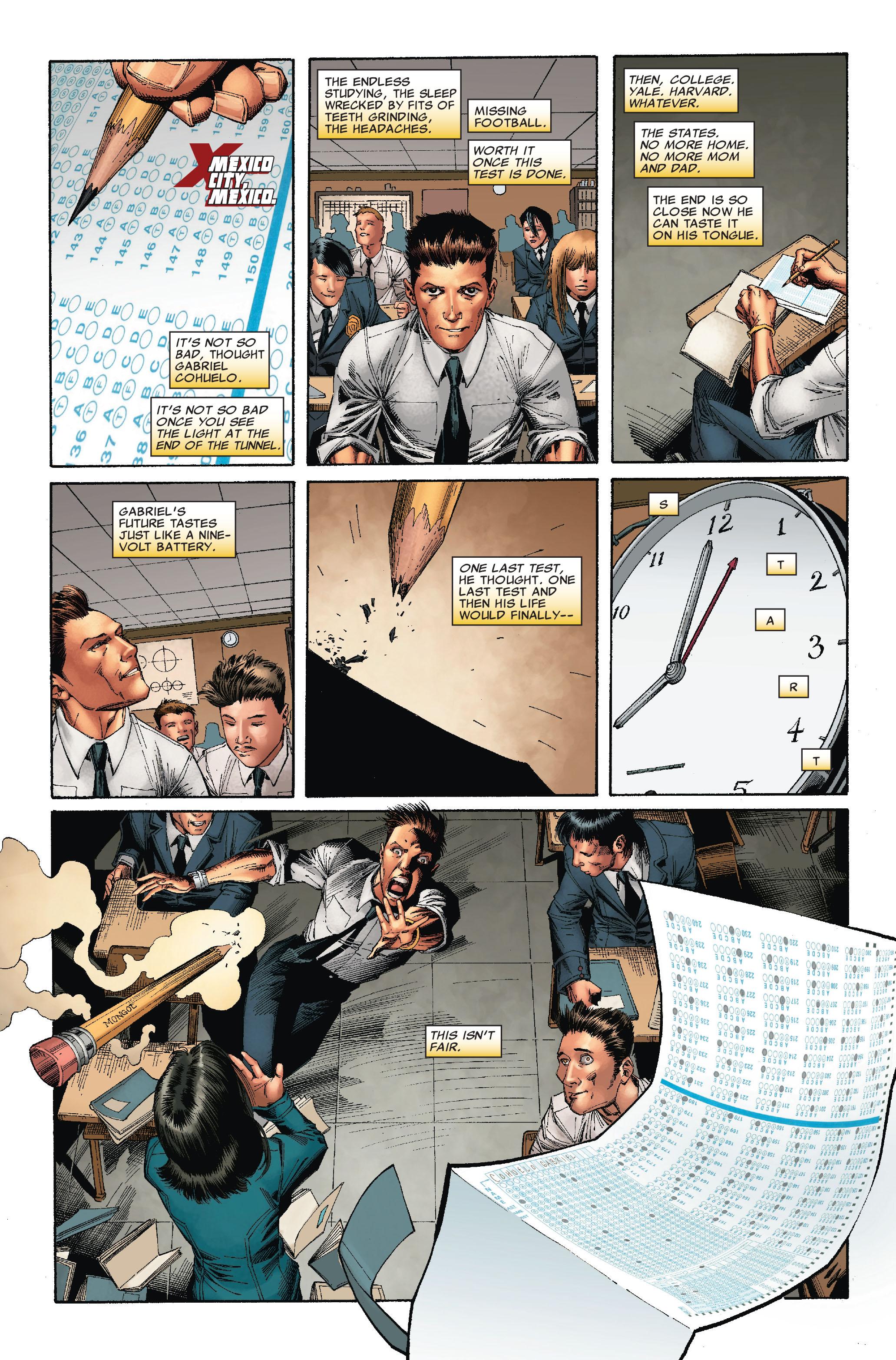 Read online Uncanny X-Men (1963) comic -  Issue #527 - 3