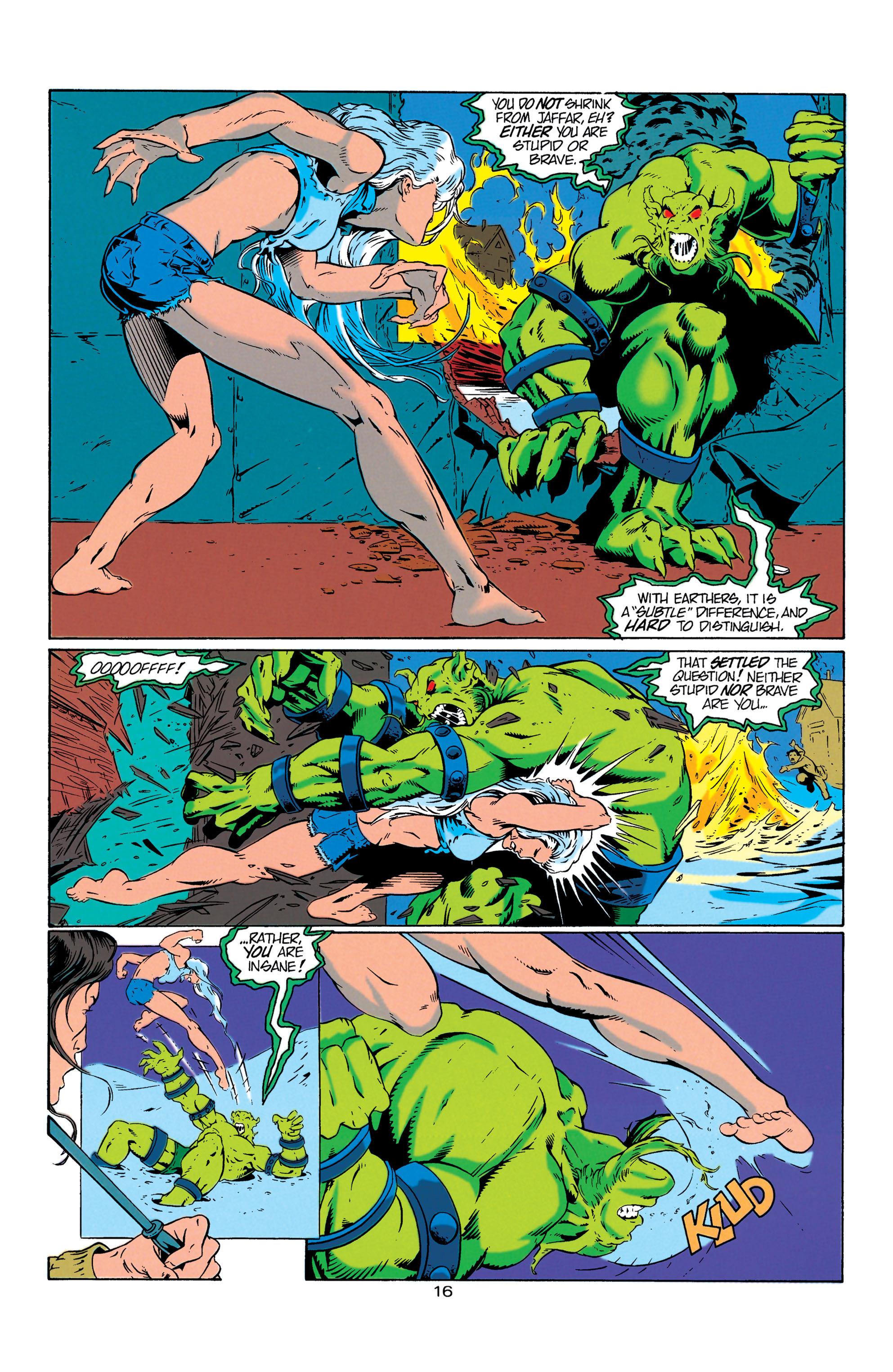 Read online Aquaman (1994) comic -  Issue #6 - 17