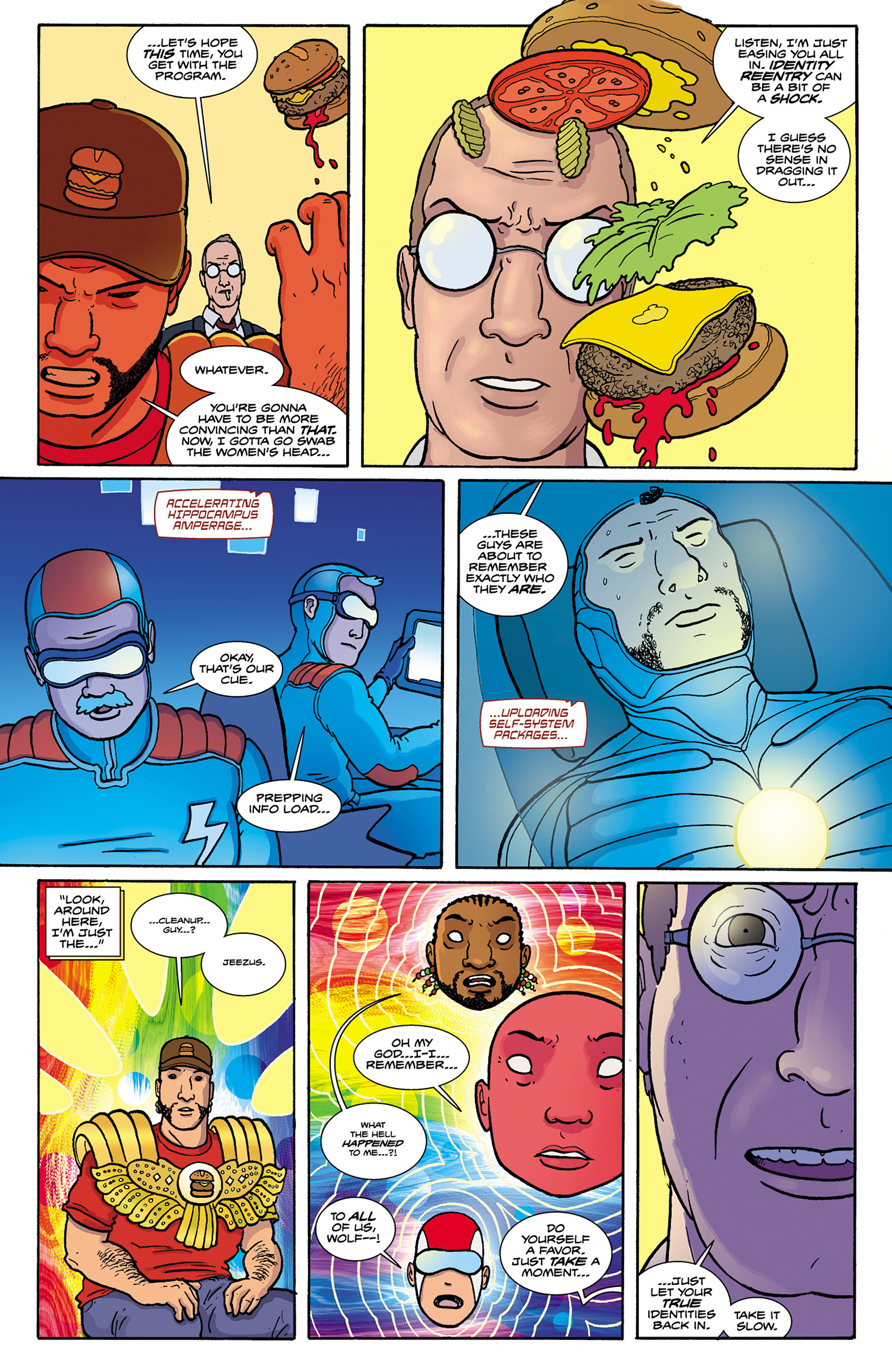 Read online Catalyst Comix comic -  Issue #8 - 8