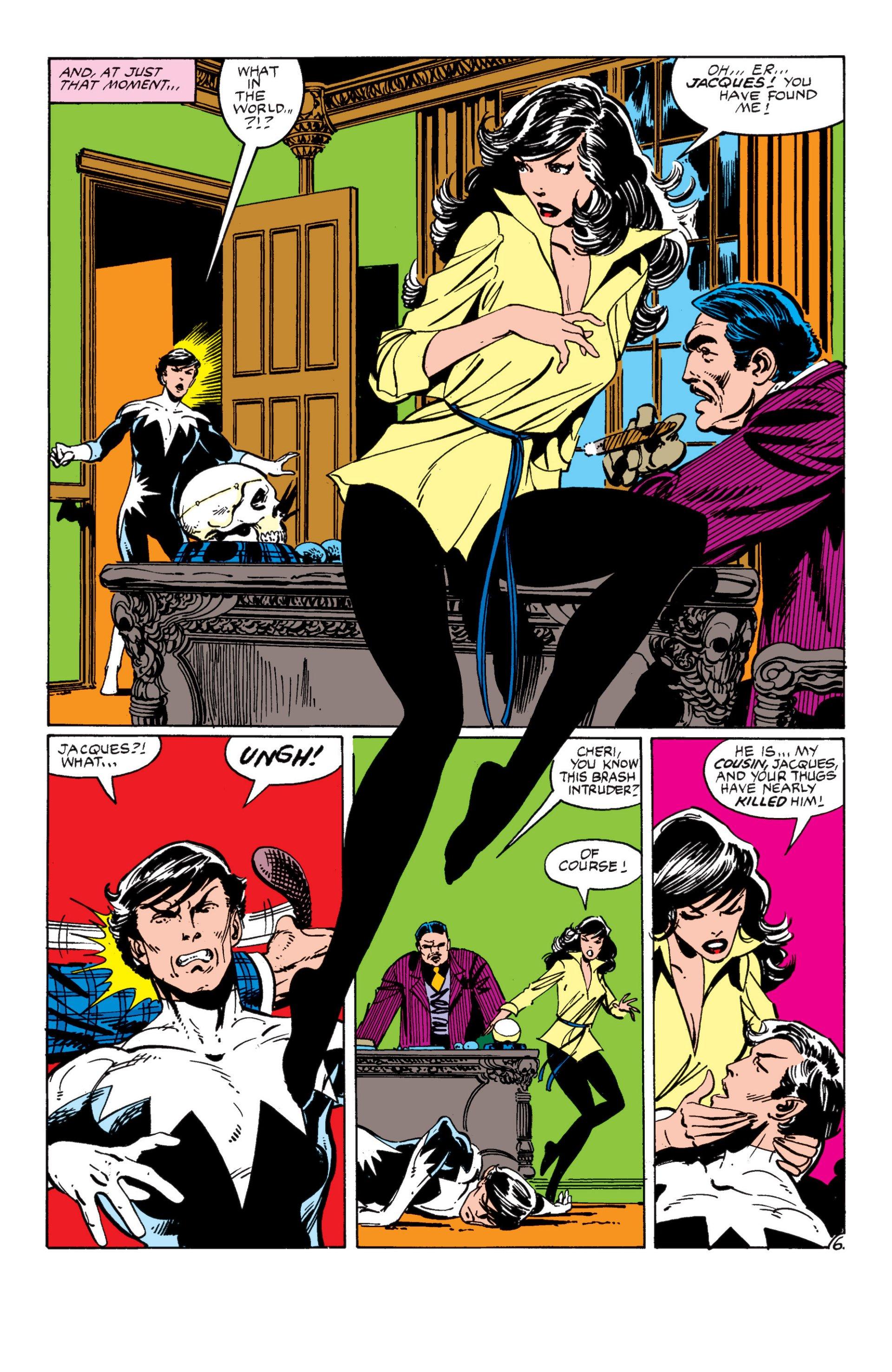 Read online Alpha Flight (1983) comic -  Issue #8 - 7
