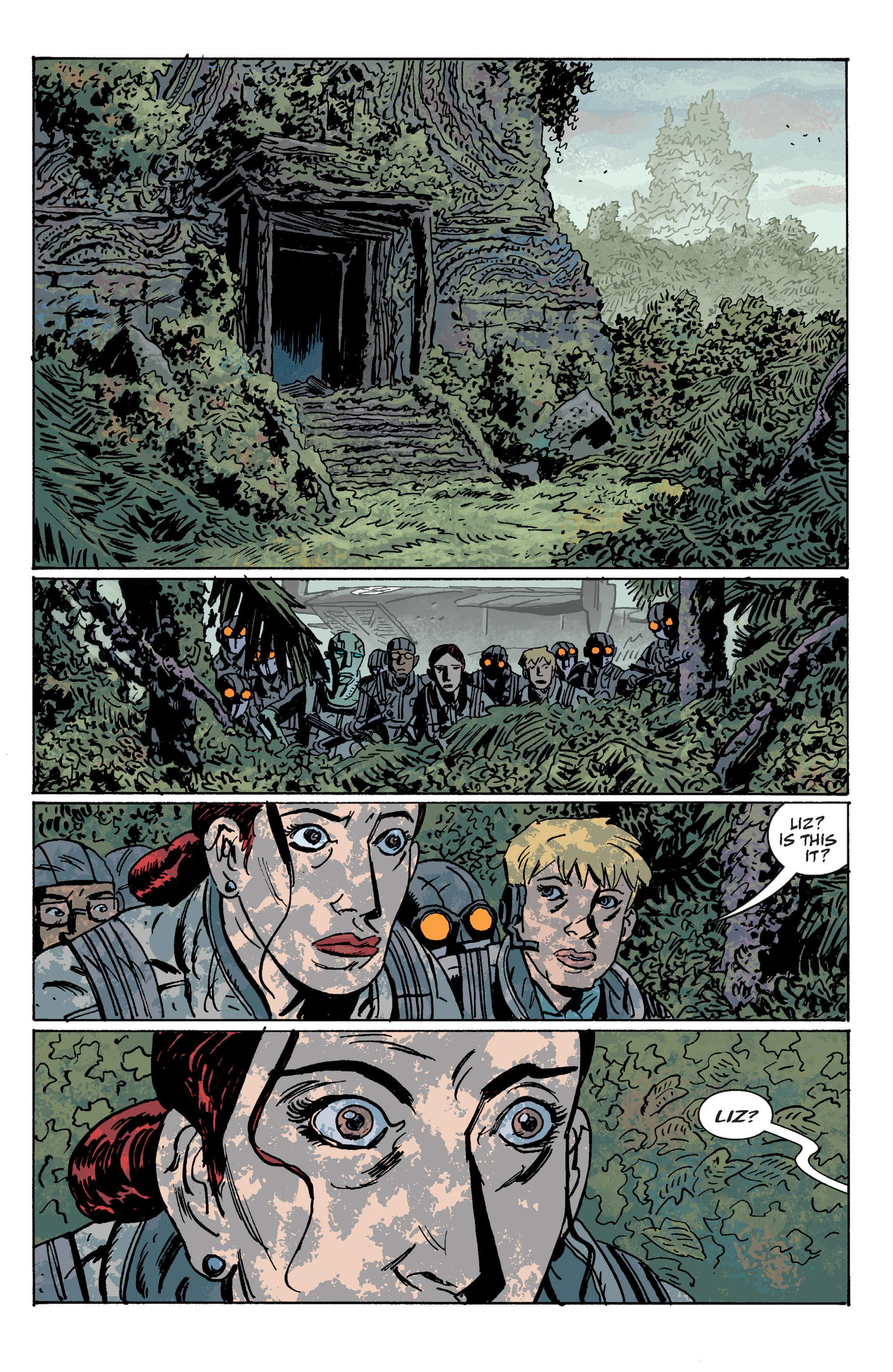 Read online B.P.R.D. (2003) comic -  Issue # TPB 10 - 51