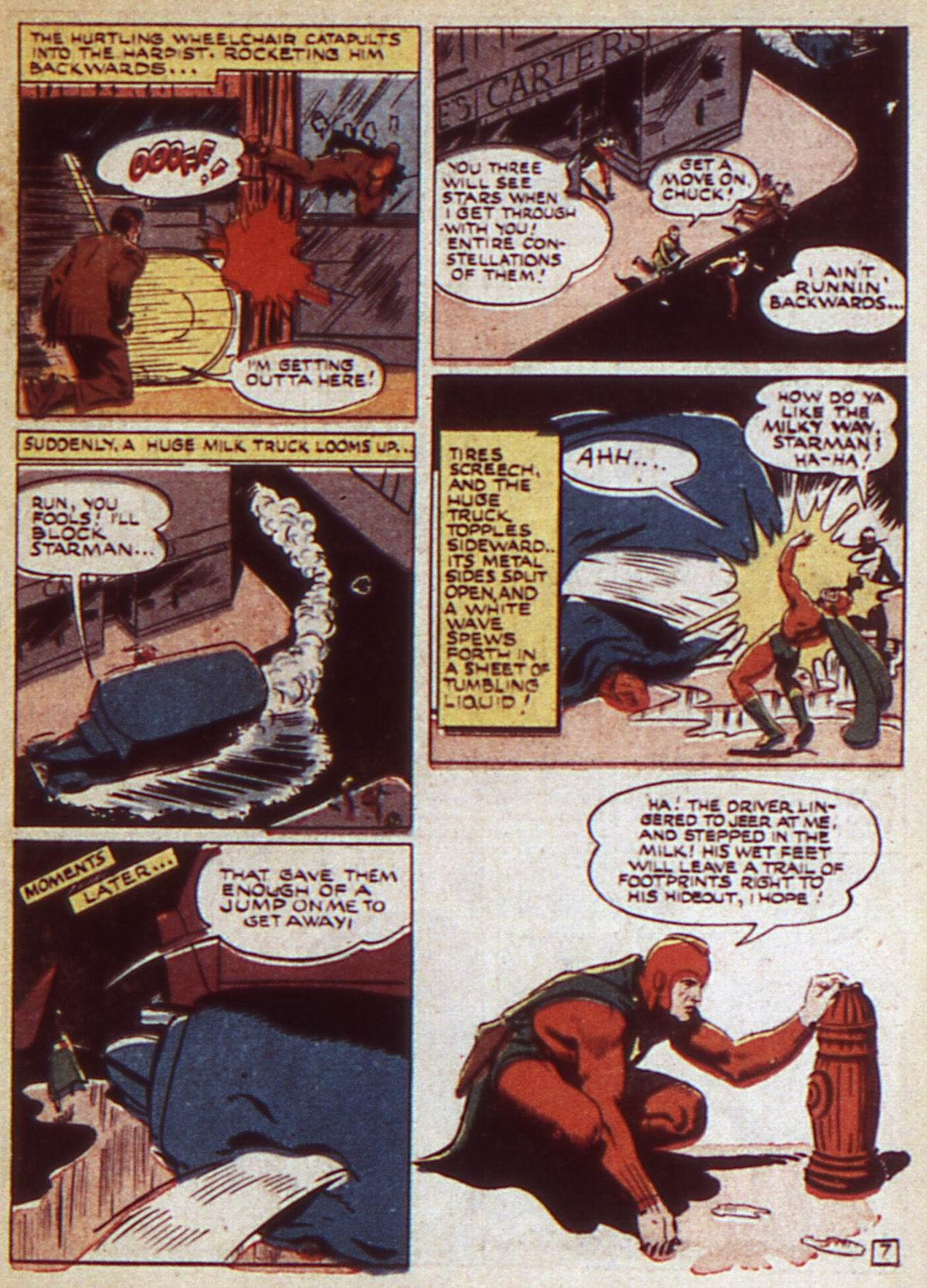 Read online Adventure Comics (1938) comic -  Issue #85 - 21