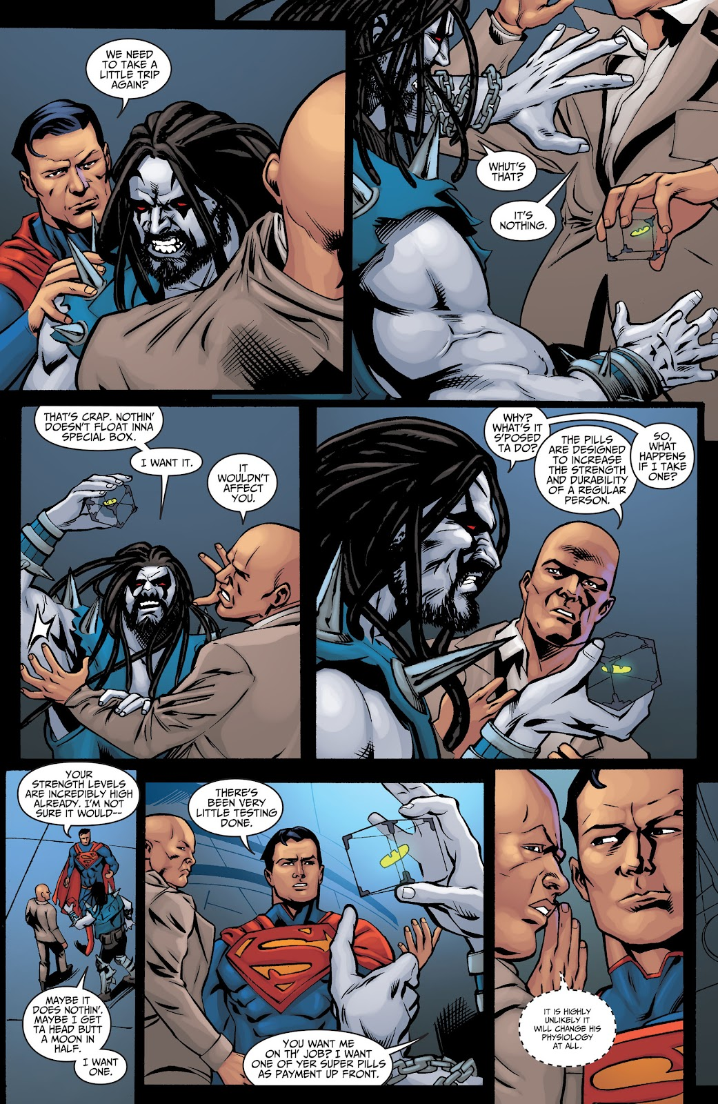Injustice: Gods Among Us [I] issue _Annual_1 - Page 16