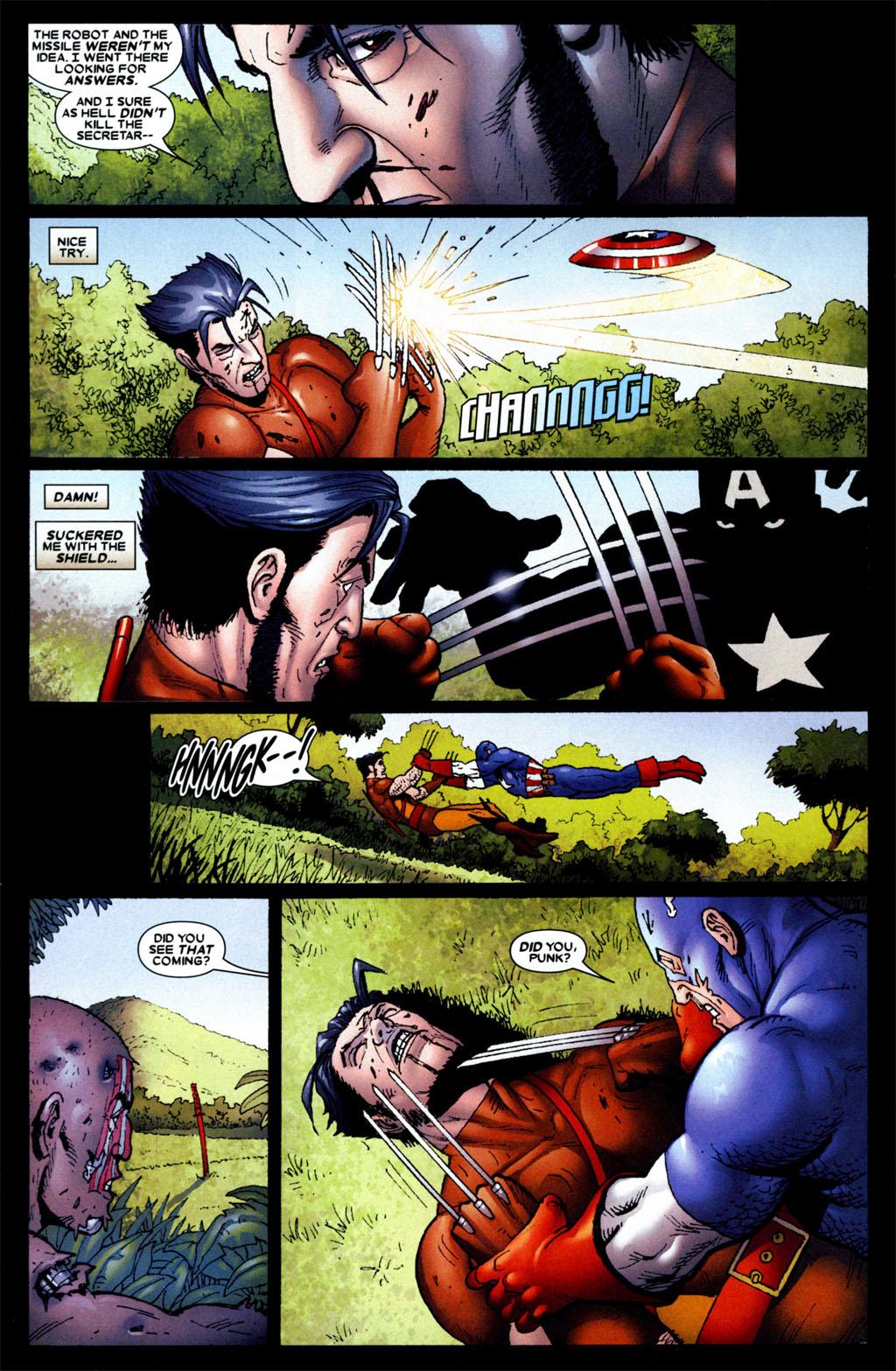 Read online Wolverine: Origins comic -  Issue #4 - 11