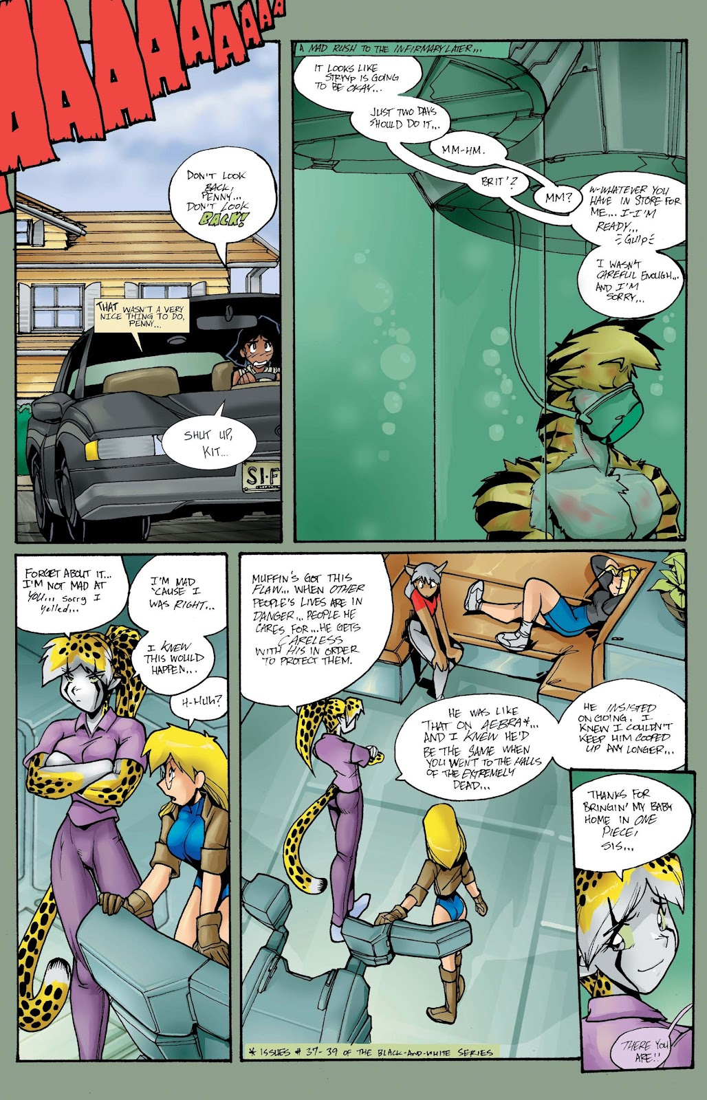 Gold Digger (1999) Issue #10 #10 - English 6