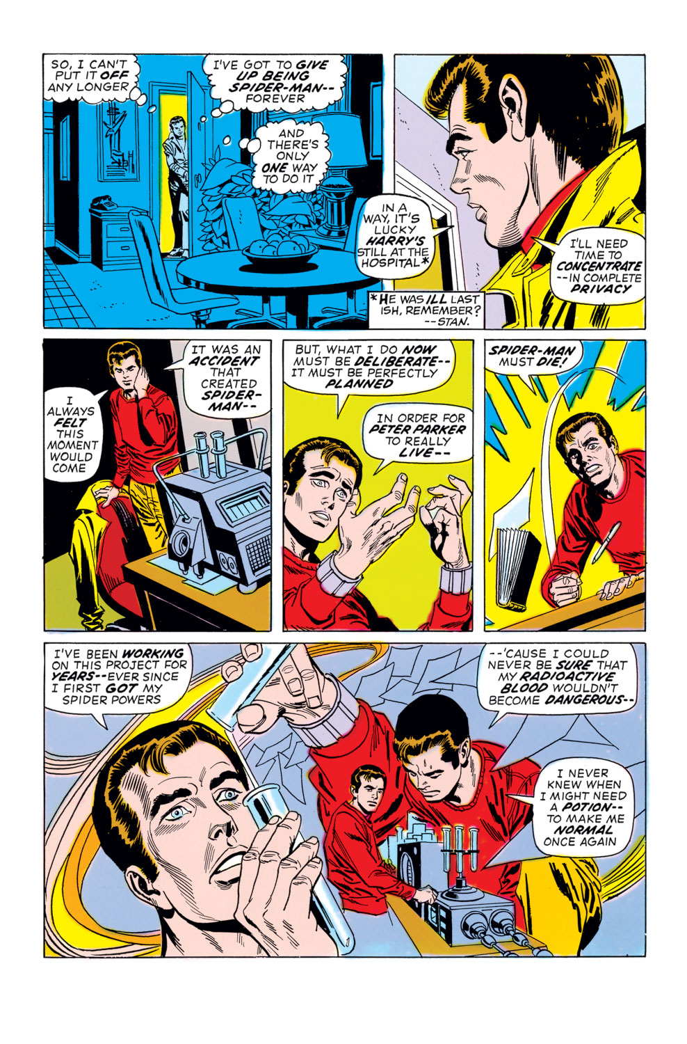 The Amazing Spider-Man (1963) 100 Page 6