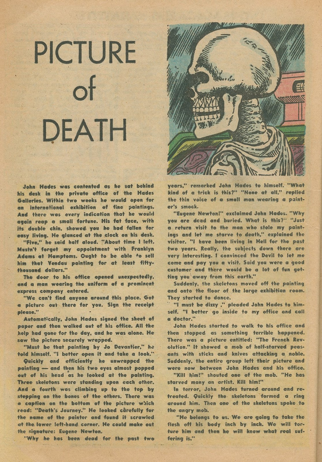 Read online This Magazine Is Haunted comic -  Issue #19 - 16