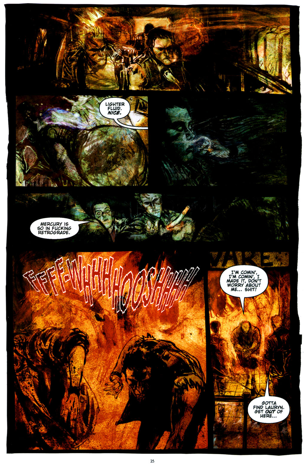 Read online Silent Hill: Dying Inside comic -  Issue #3 - 23