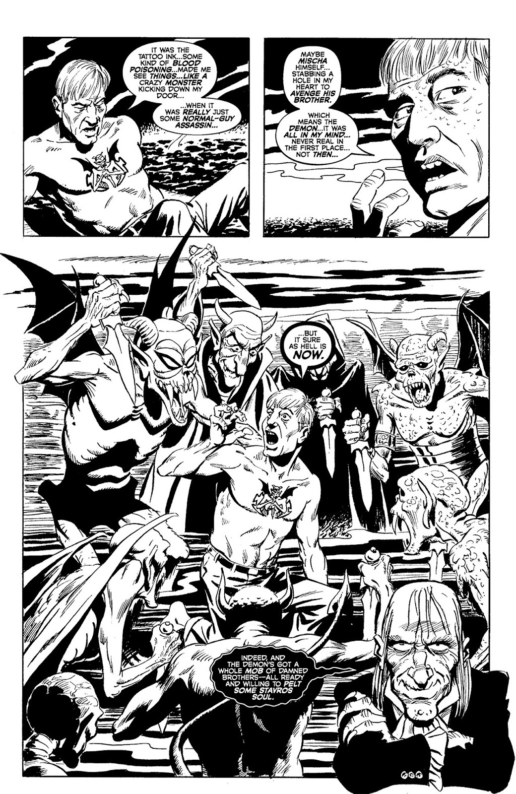 Creepy (2009) Issue #3 #3 - English 23