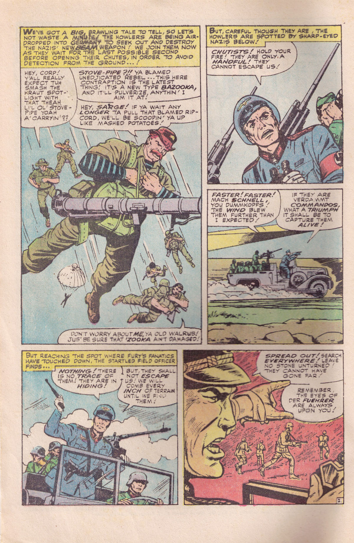 Read online Sgt. Fury comic -  Issue #89 - 4