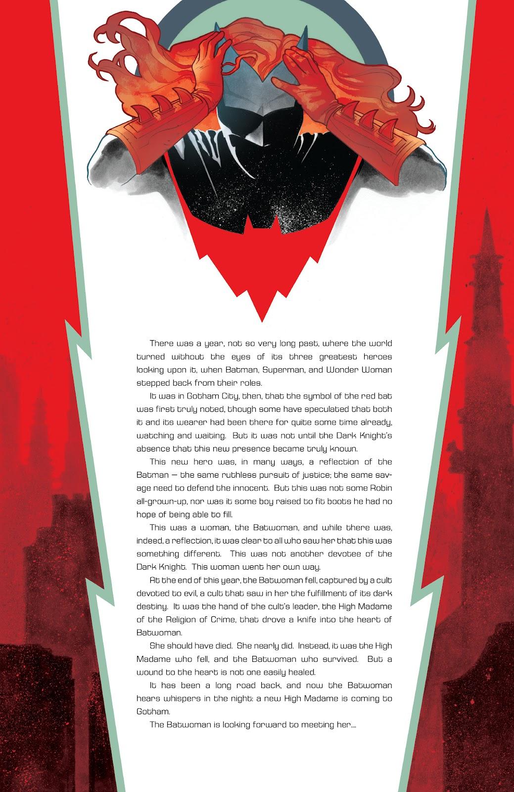 Read online Detective Comics (1937) comic -  Issue # _TPB Batwoman - Elegy (Part 1) - 6