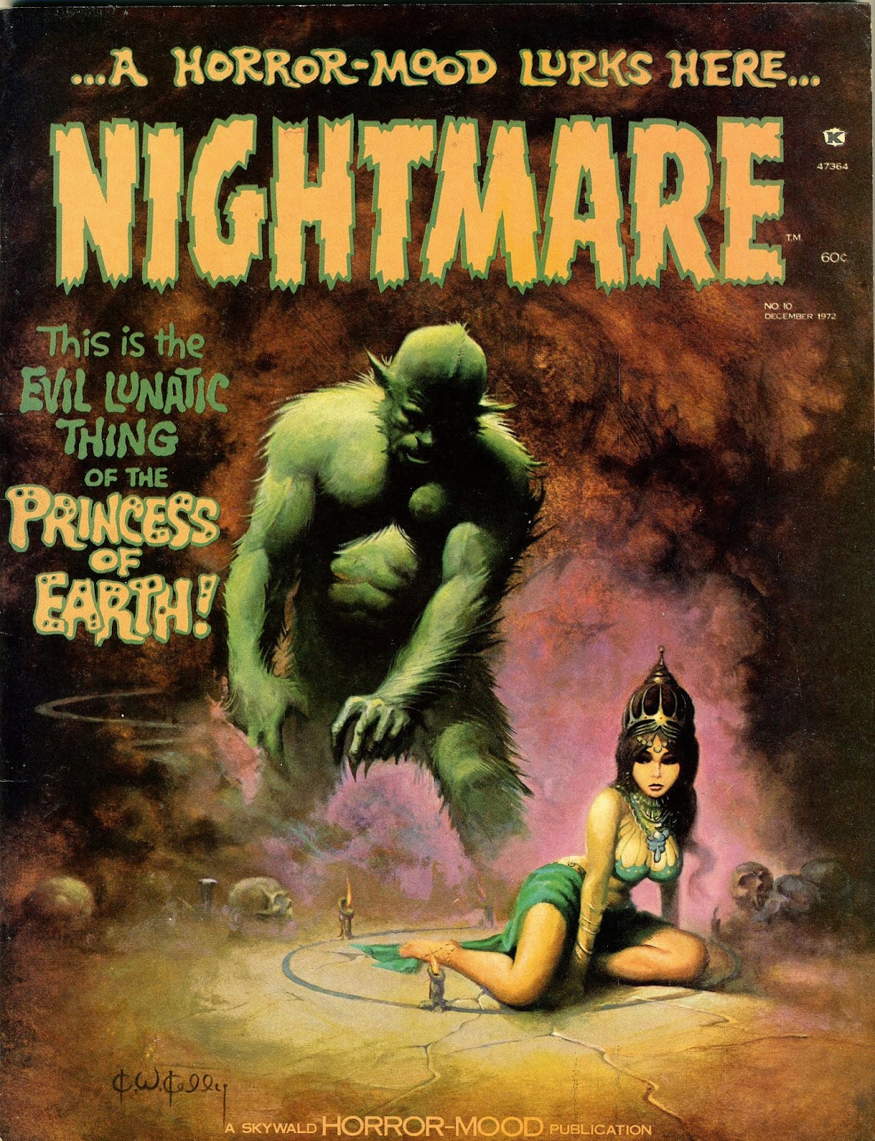 Nightmare (1970) issue 10 - Page 1