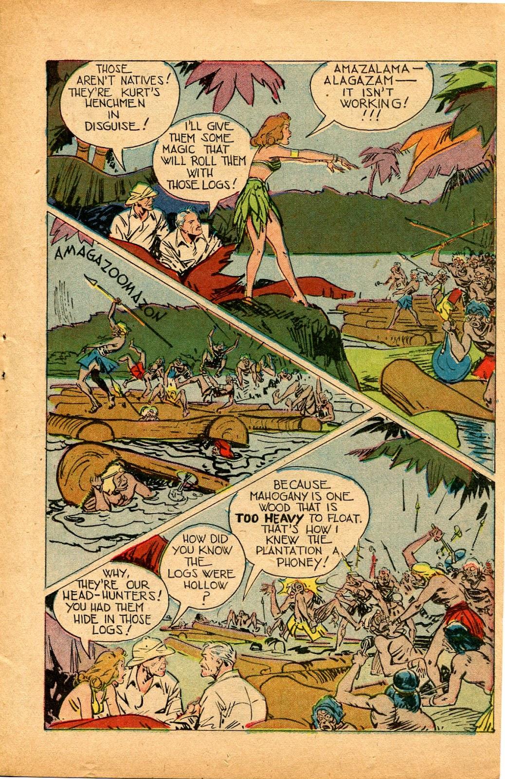 Read online Super-Magician Comics comic -  Issue #33 - 15