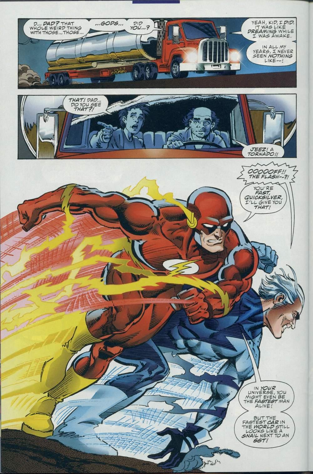 Read online DC Versus Marvel Comics comic -  Issue #2 - 27