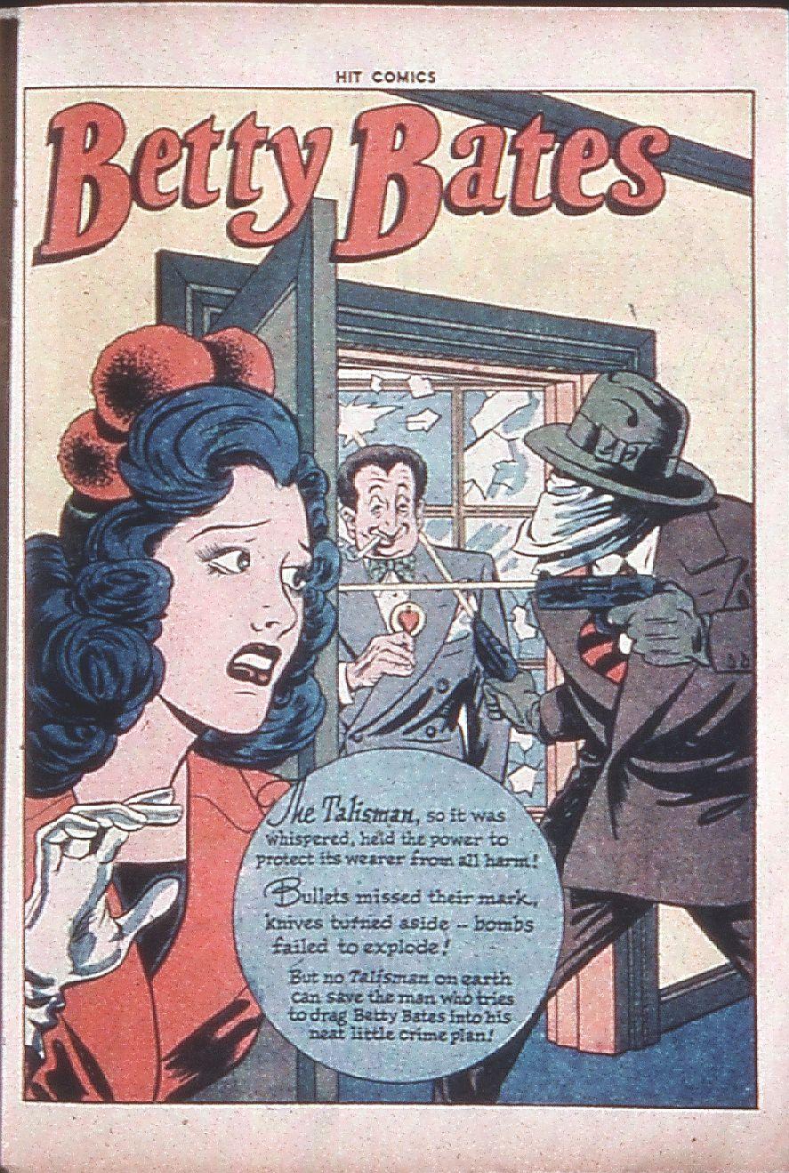 Read online Hit Comics comic -  Issue #36 - 51