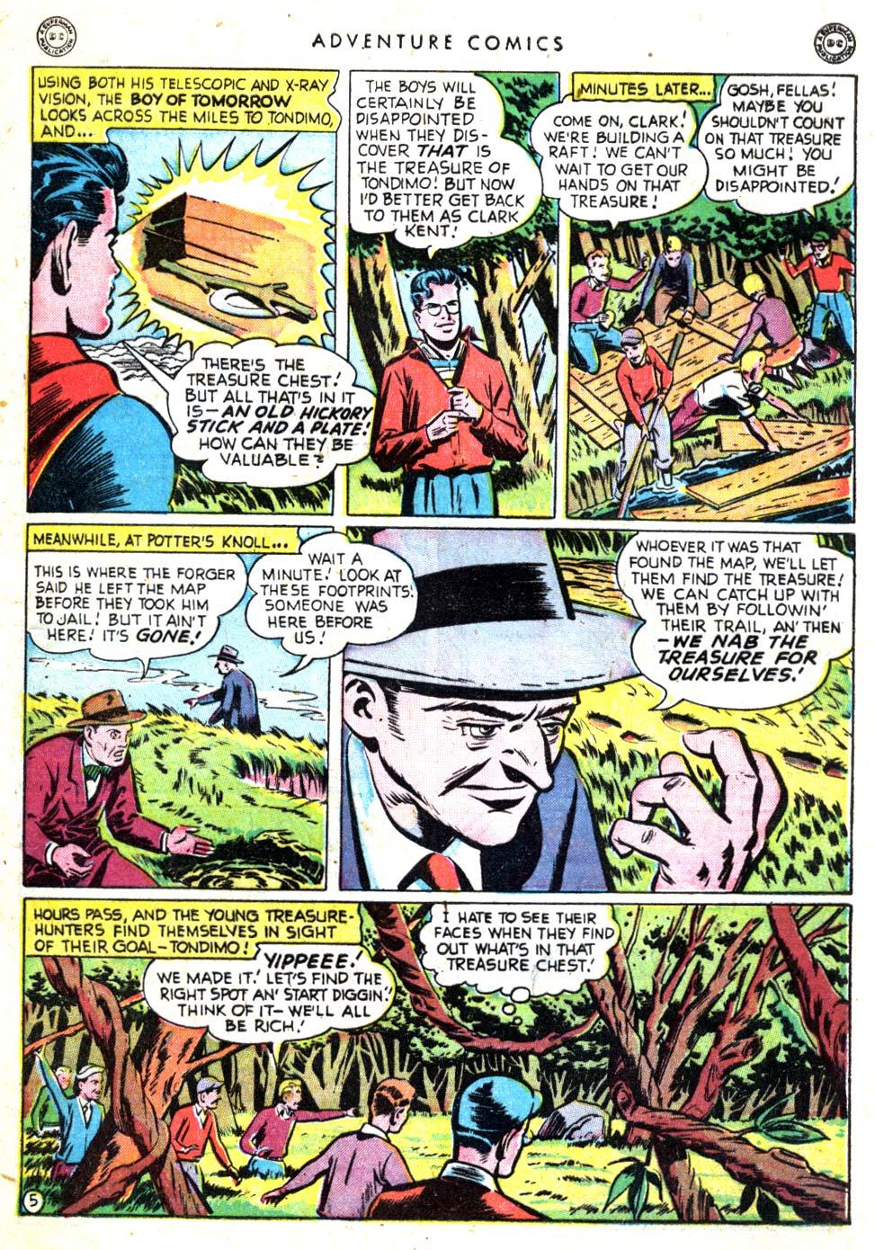 Read online Adventure Comics (1938) comic -  Issue #137 - 7