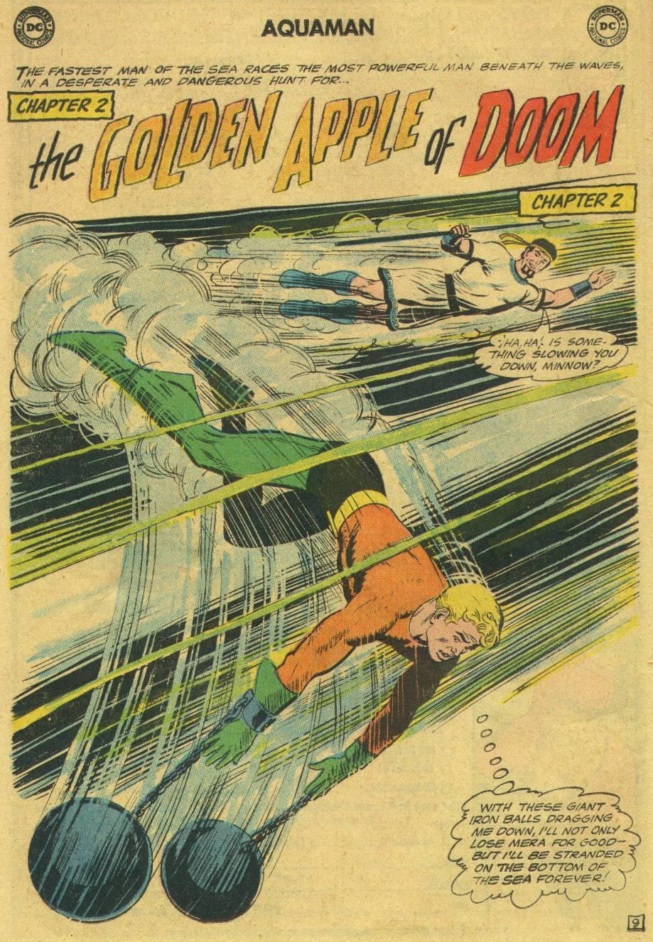 Read online Aquaman (1962) comic -  Issue #17 - 14