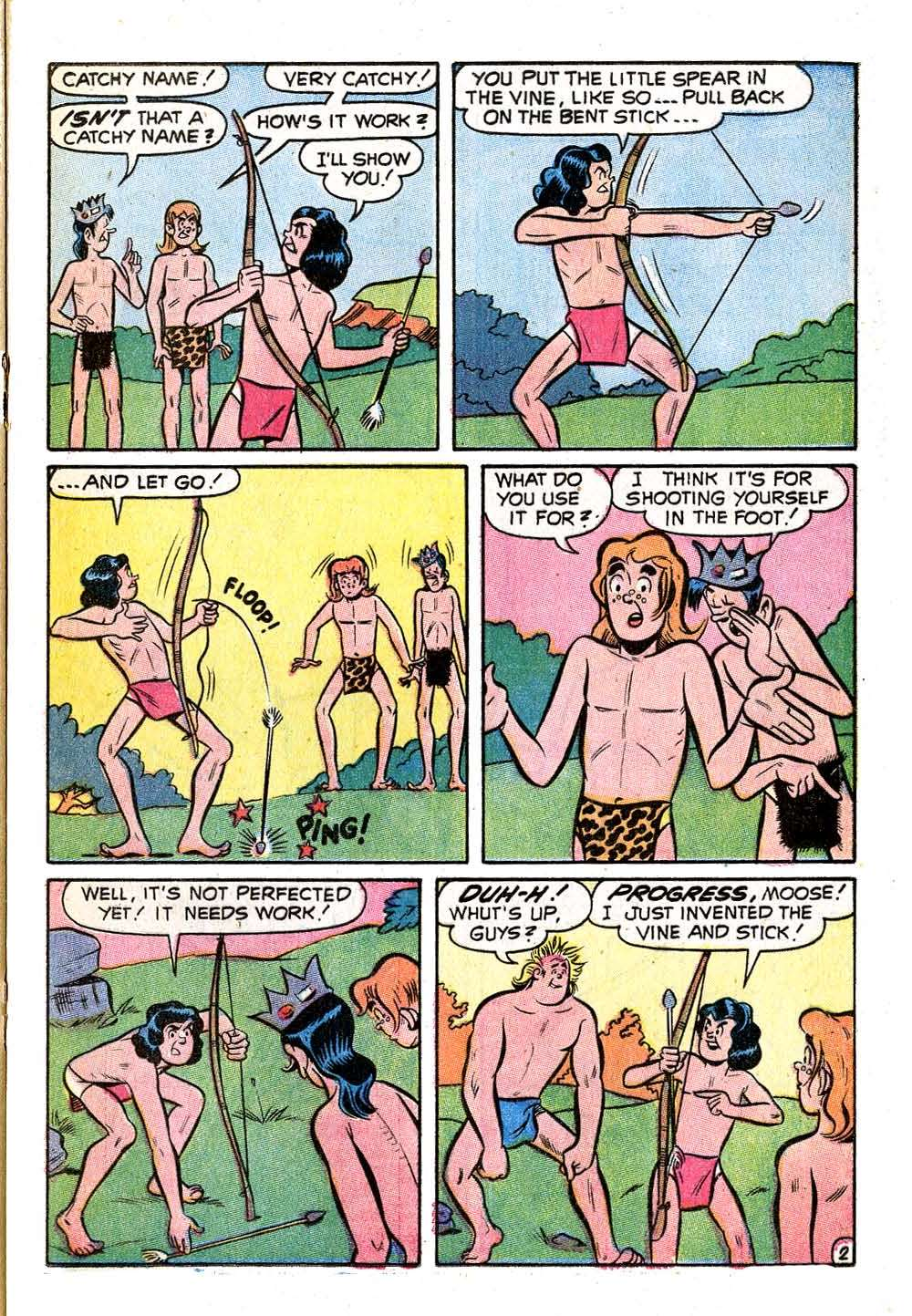Read online Archie (1960) comic -  Issue #210 - 21