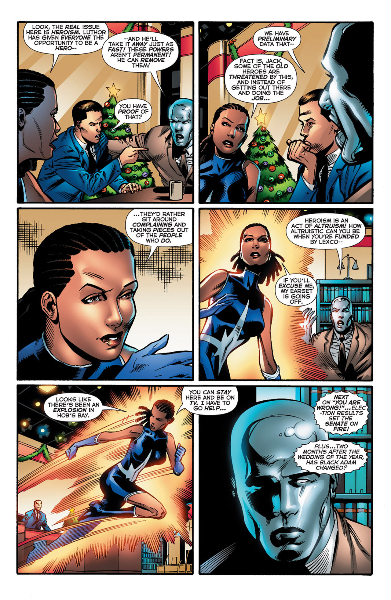 Read online 52 comic -  Issue #26 - 9