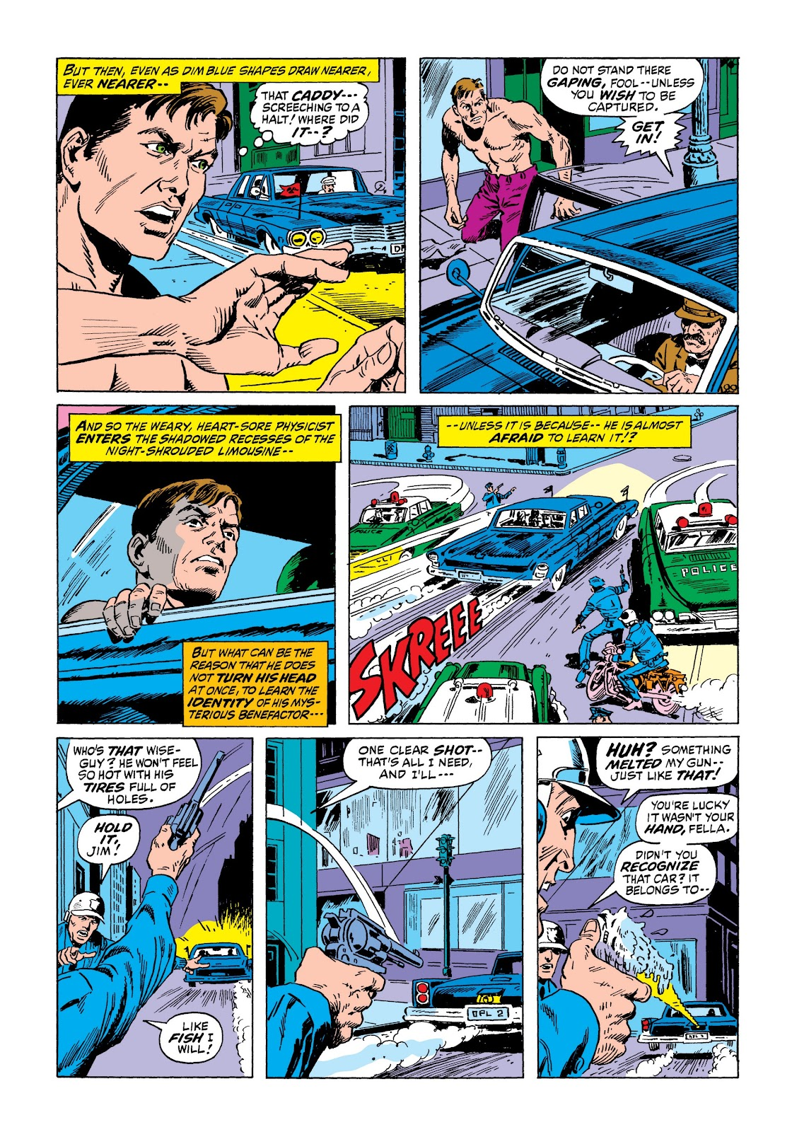Read online Marvel Masterworks: The Incredible Hulk comic -  Issue # TPB 7 (Part 2) - 90