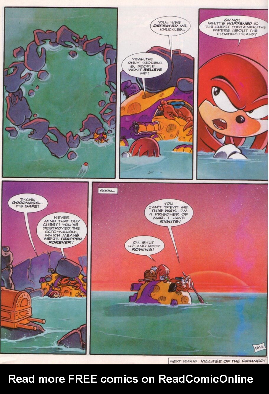 Read online Sonic the Comic comic -  Issue #83 - 16