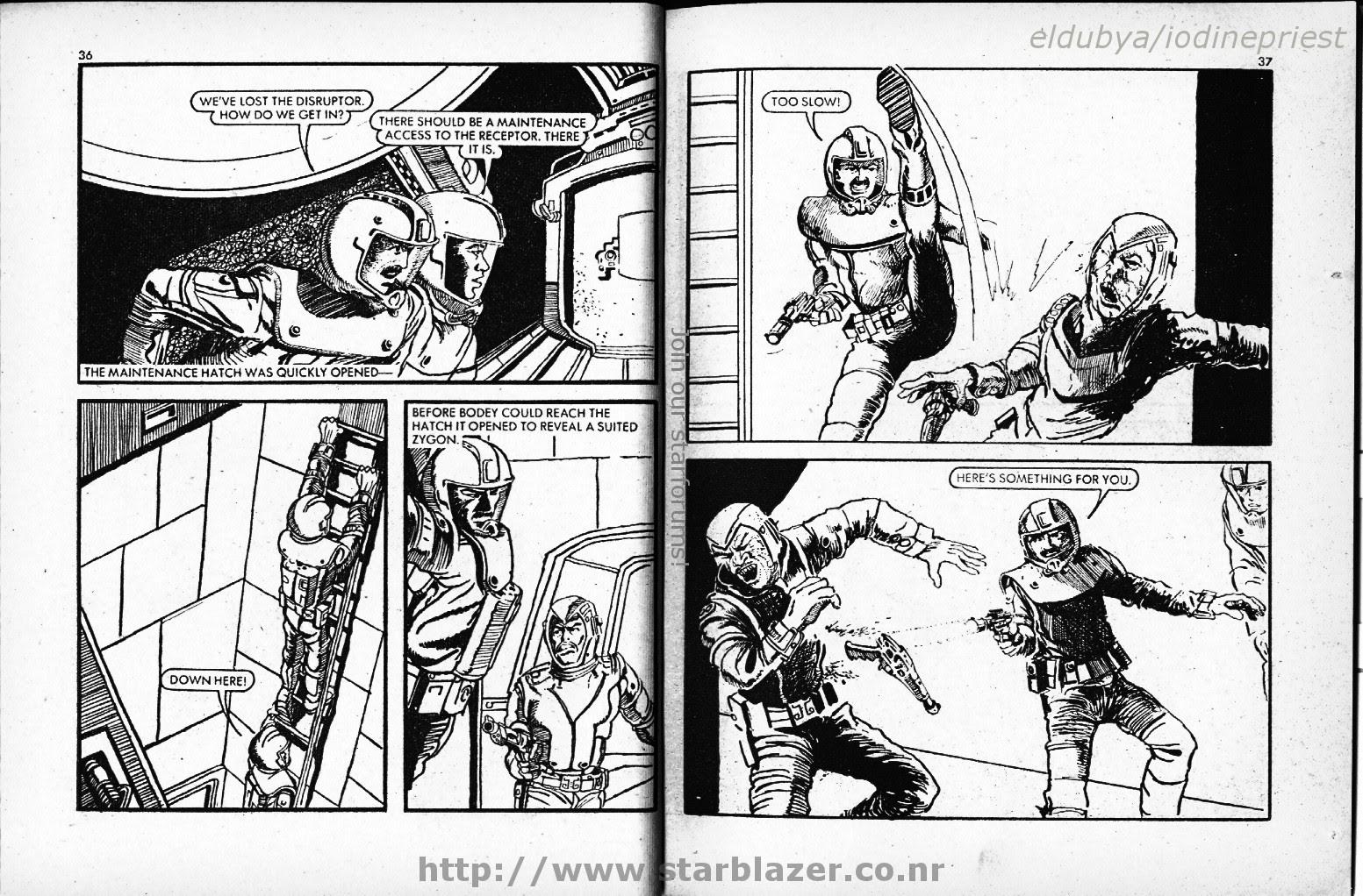 Starblazer issue 70 - Page 20