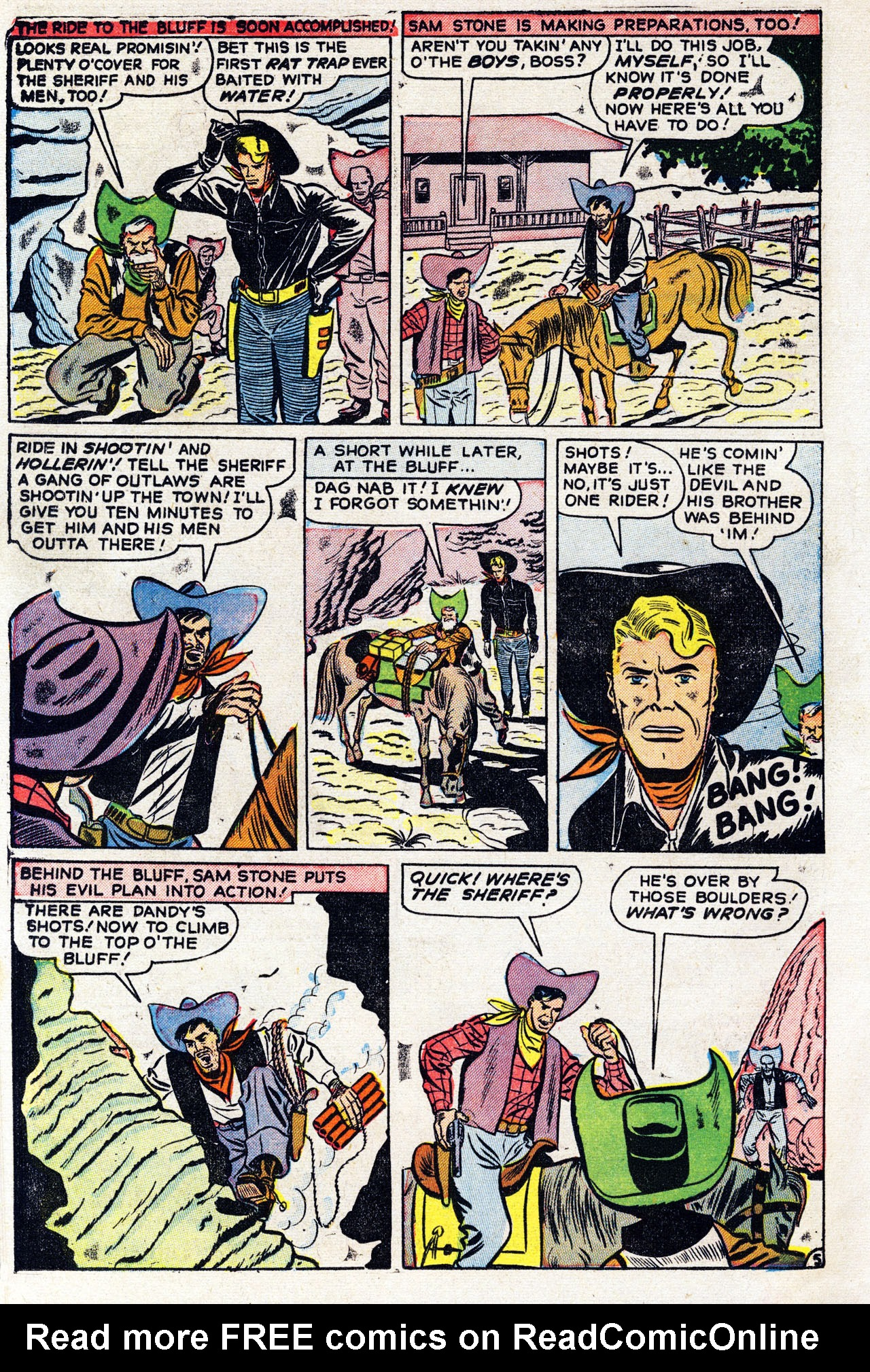 Read online Two-Gun Kid comic -  Issue #6 - 12