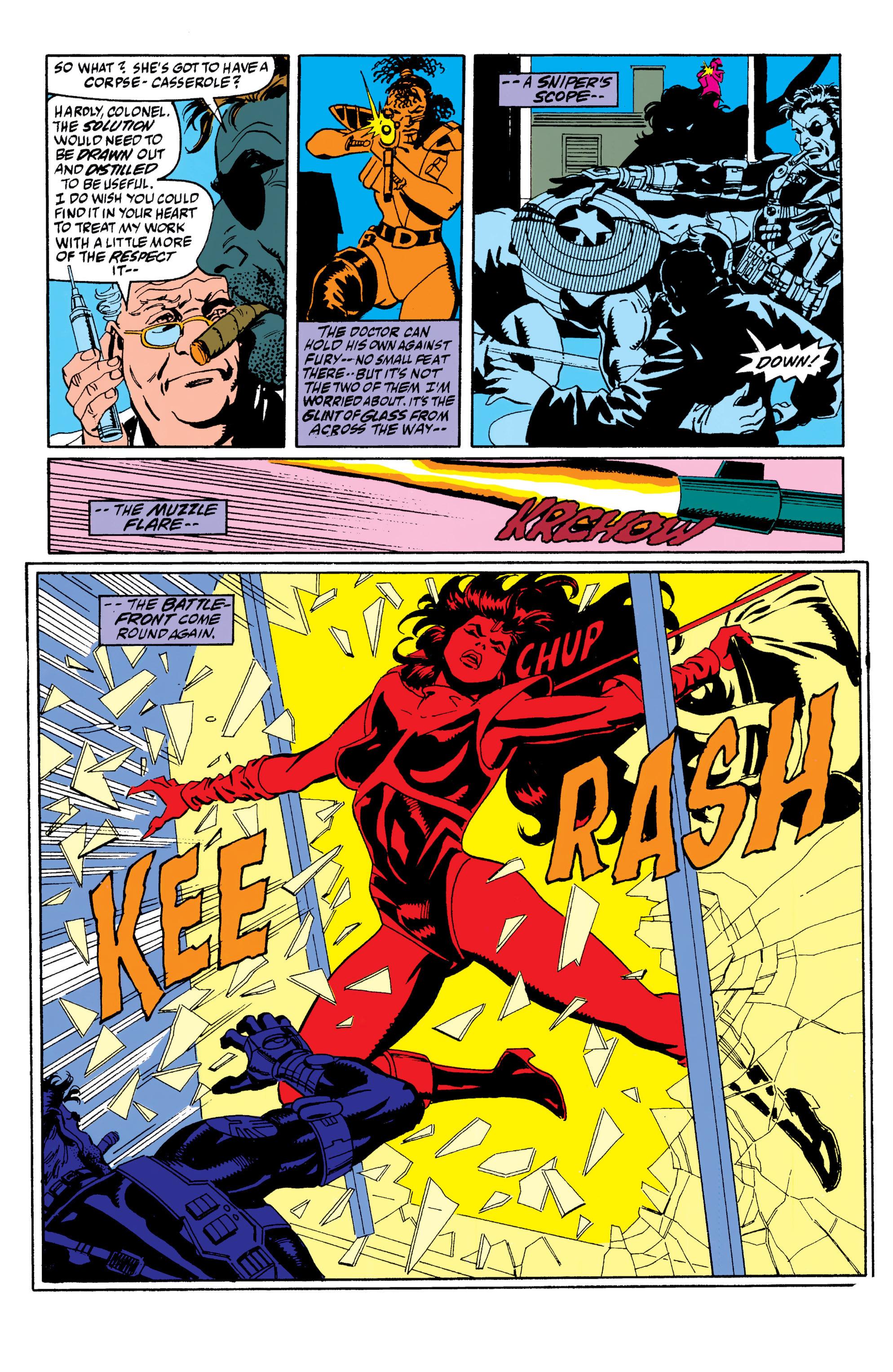 Read online Captain America (1968) comic -  Issue # _Annual 10 - 17