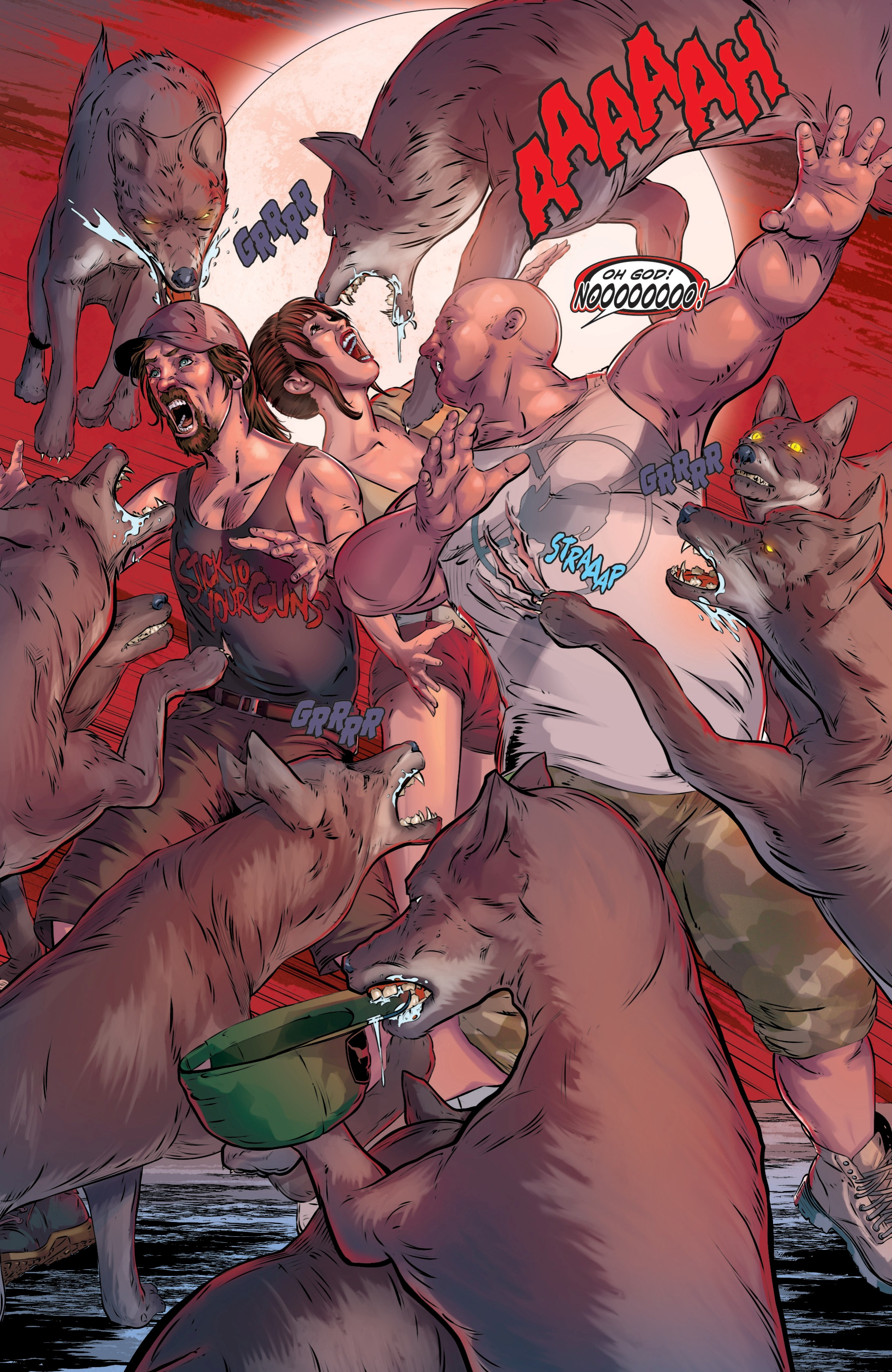 Read online Grimm Fairy Tales presents Death comic -  Issue # Full - 8