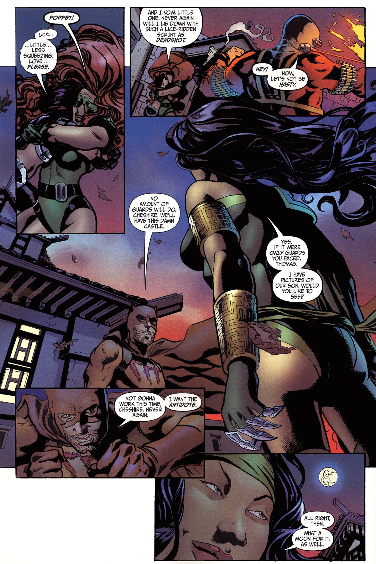 Read online Secret Six (2006) comic -  Issue #6 - 8