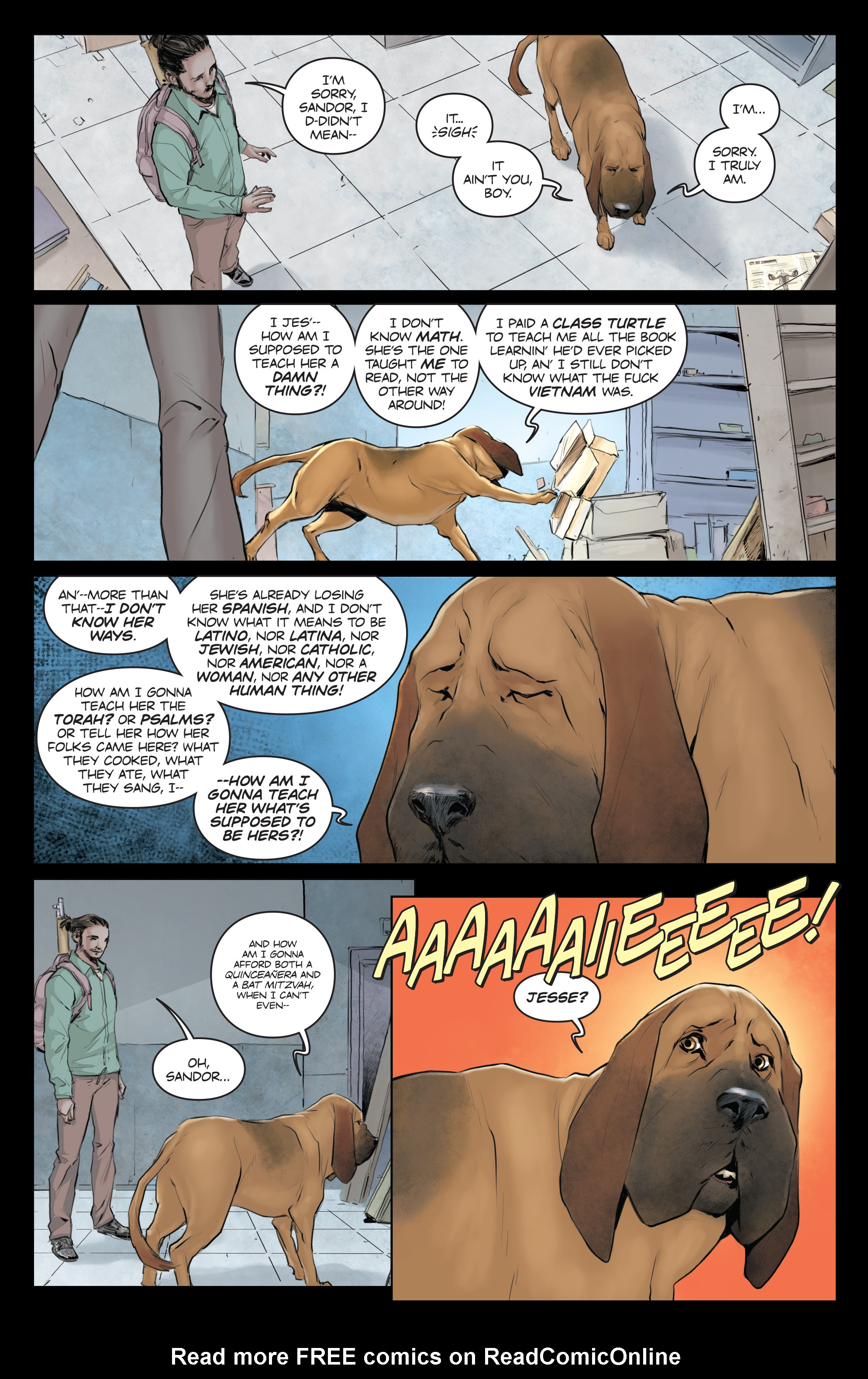 Read online Animosity comic -  Issue #5 - 13