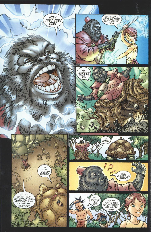 Read online Ninja Boy comic -  Issue #5 - 22