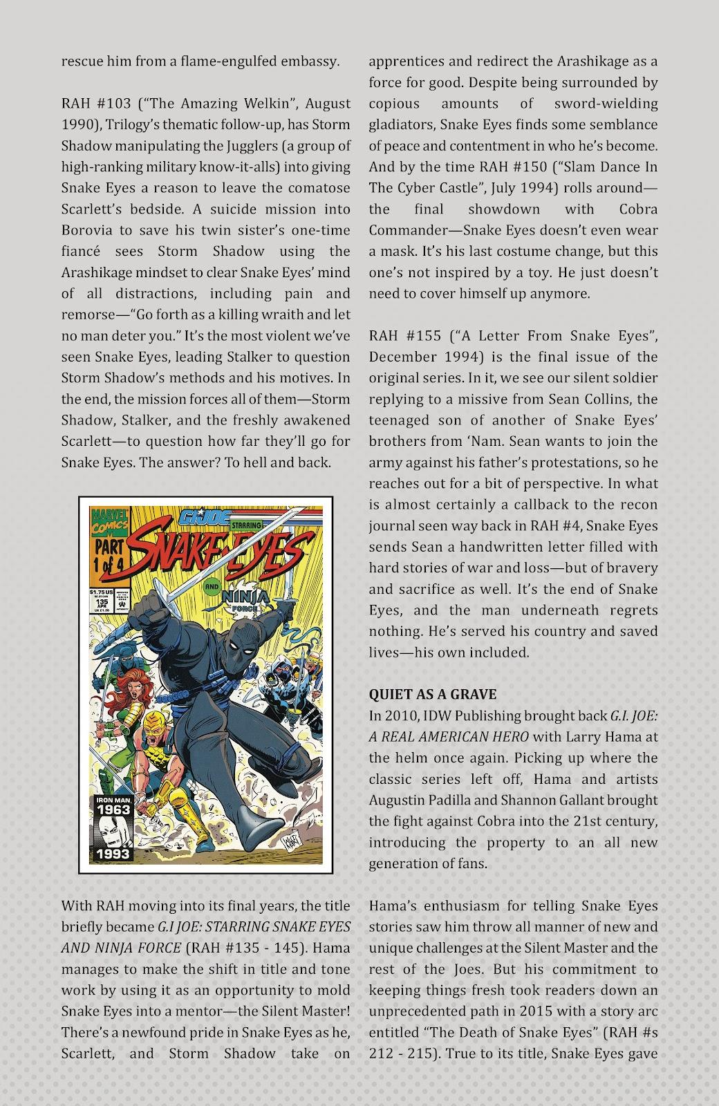 Read online G.I. Joe: Sierra Muerte comic -  Issue #2 - 32