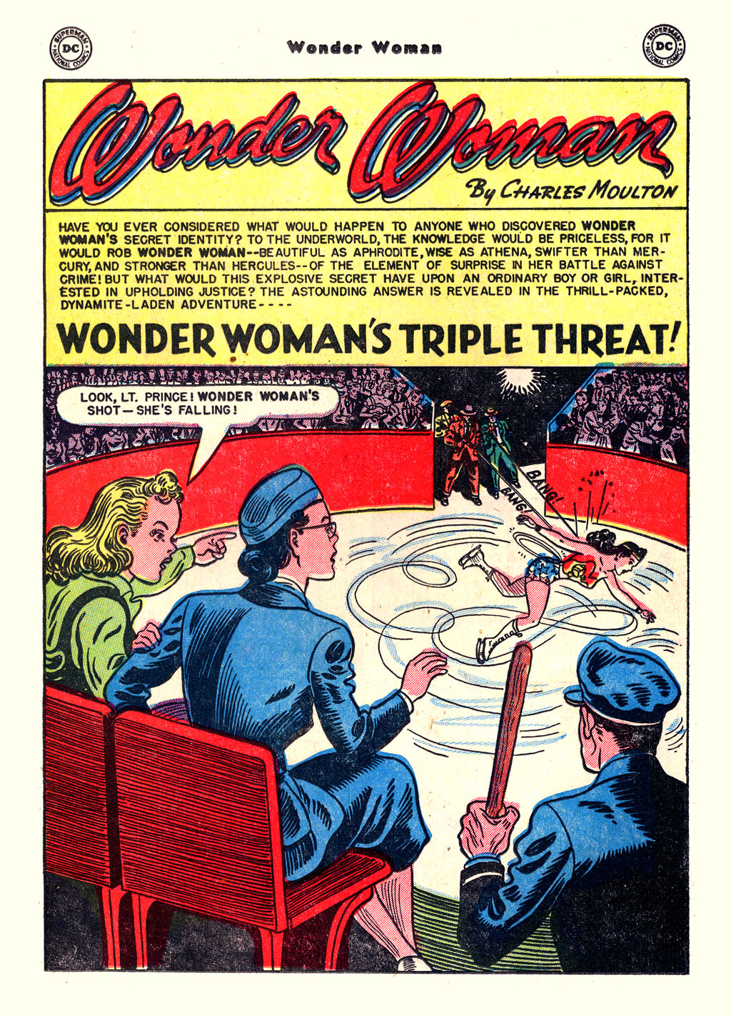 Read online Wonder Woman (1942) comic -  Issue #54 - 31