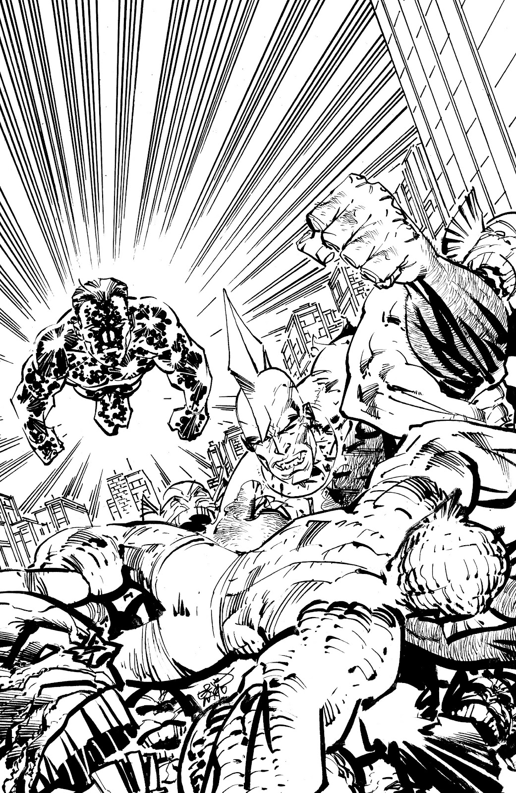 Read online Savage Dragon Archives comic -  Issue # TPB 6 (Part 6) - 23