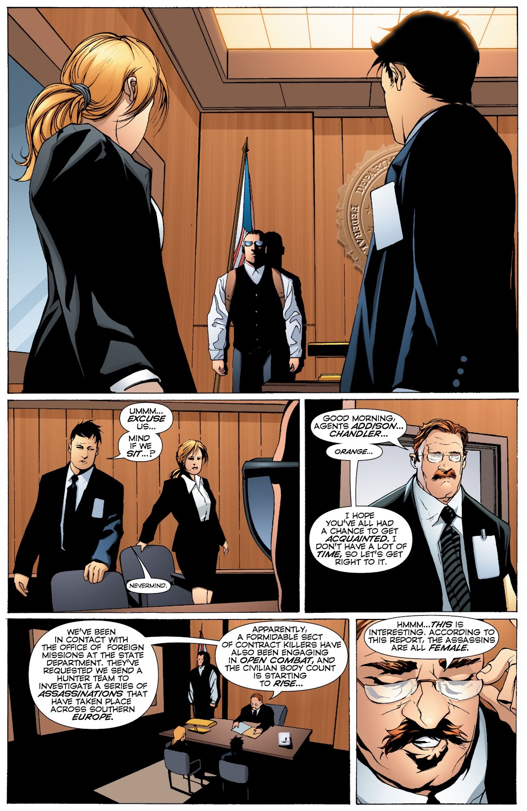 Wildcats Version 3.0 Issue #13 #13 - English 3