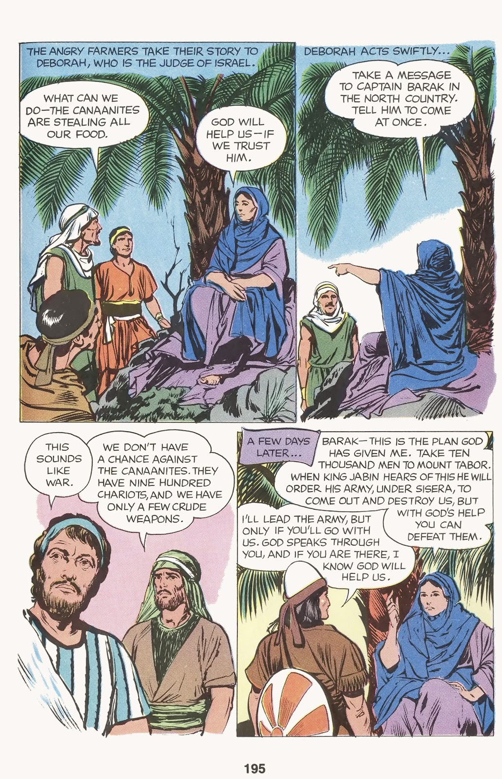 The Picture Bible issue TPB (Part 2) - Page 98